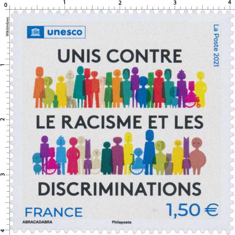 2021 Unis contre le racisme et les discriminations