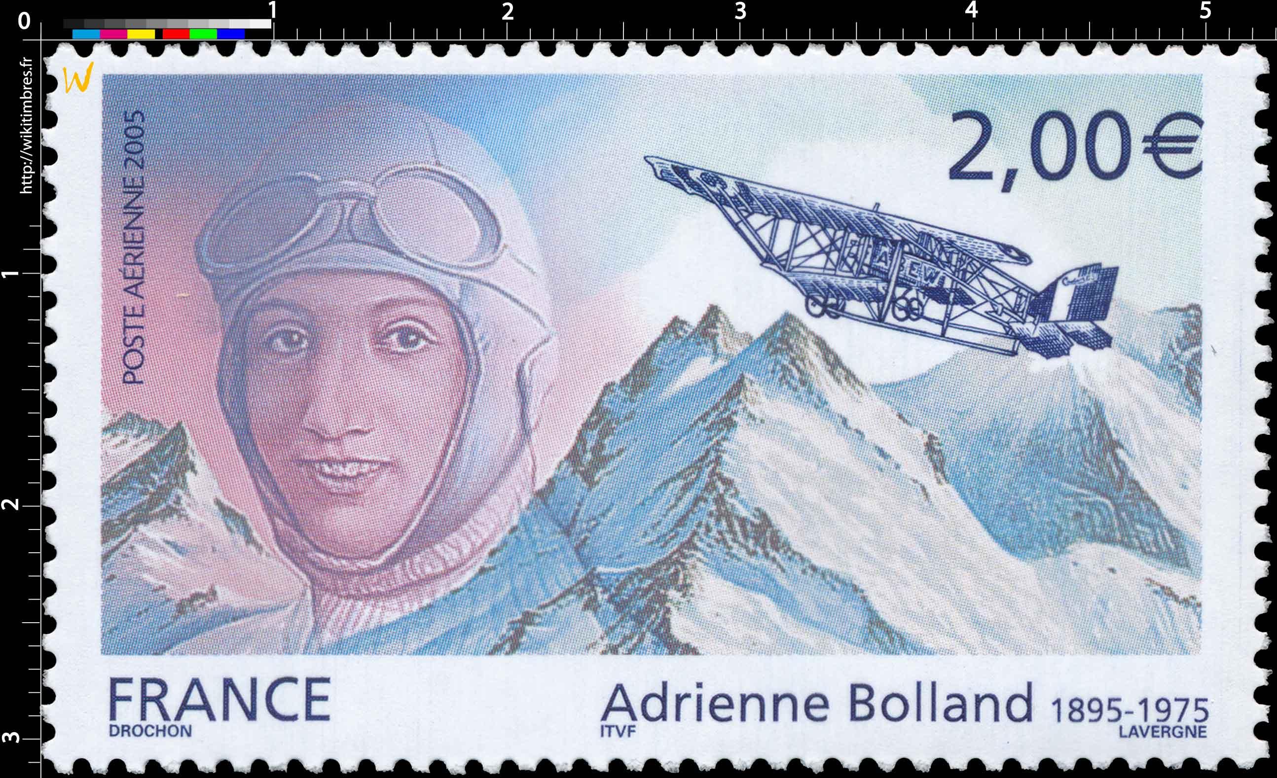 2005 Adrienne Bolland 1895-1975