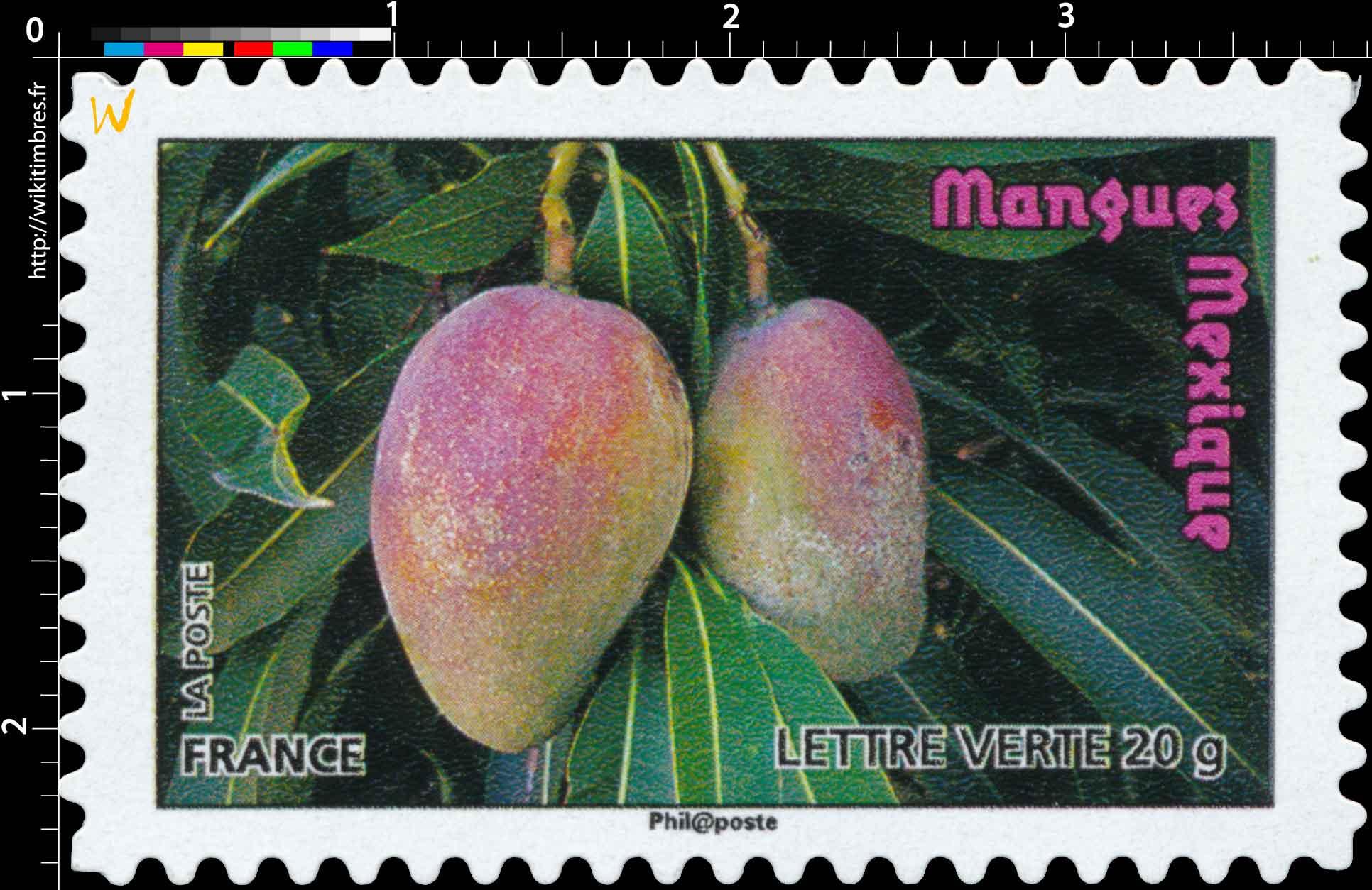 mangues Mexique