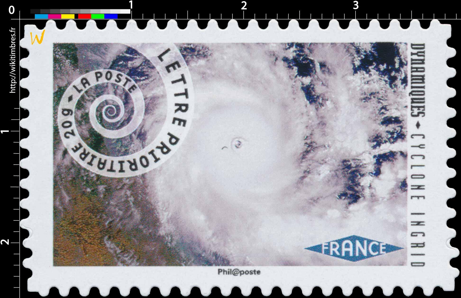 2014 Dynamiques Cyclone Ingrid