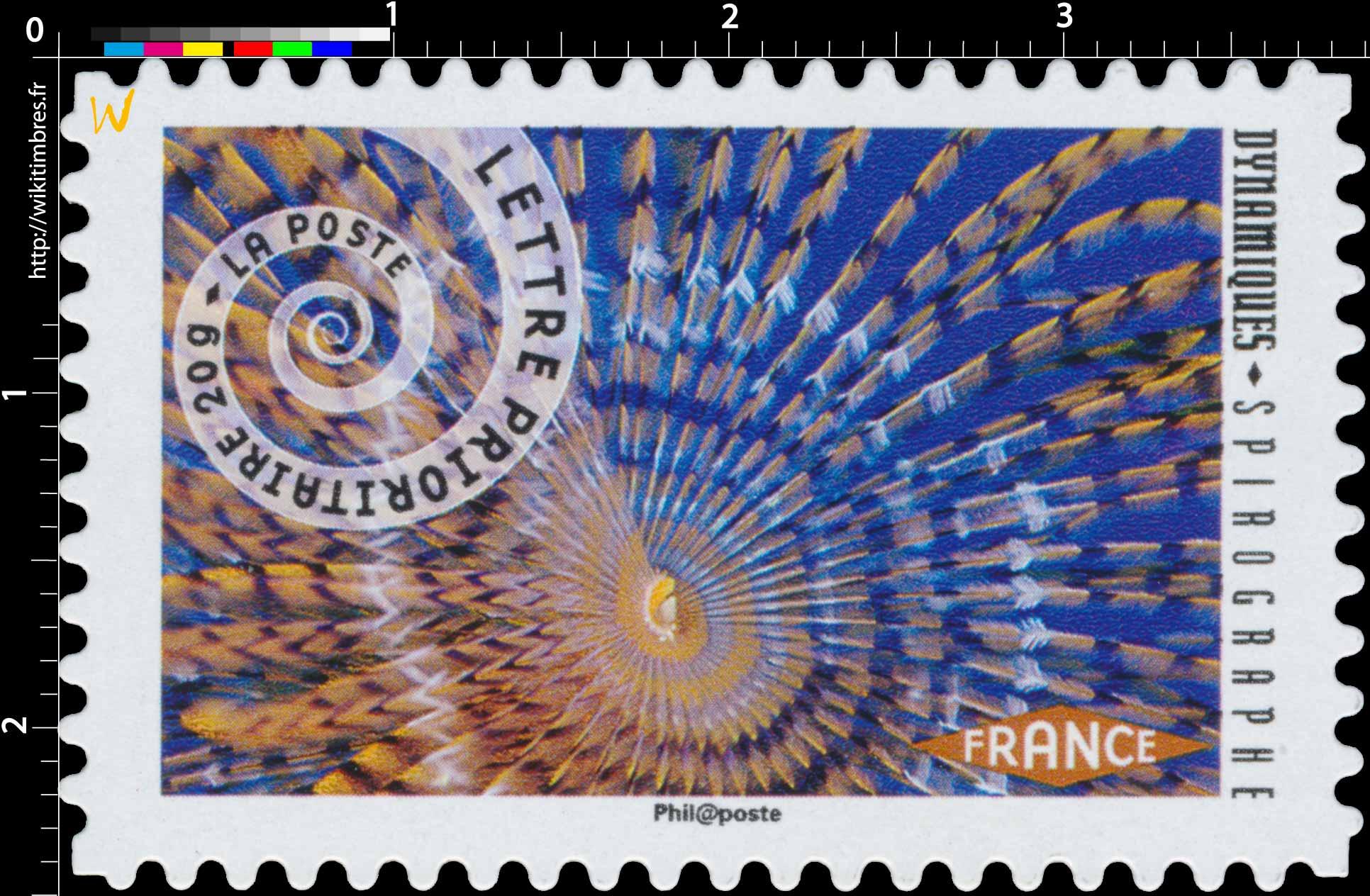 2014 Dynamiques Spirographe