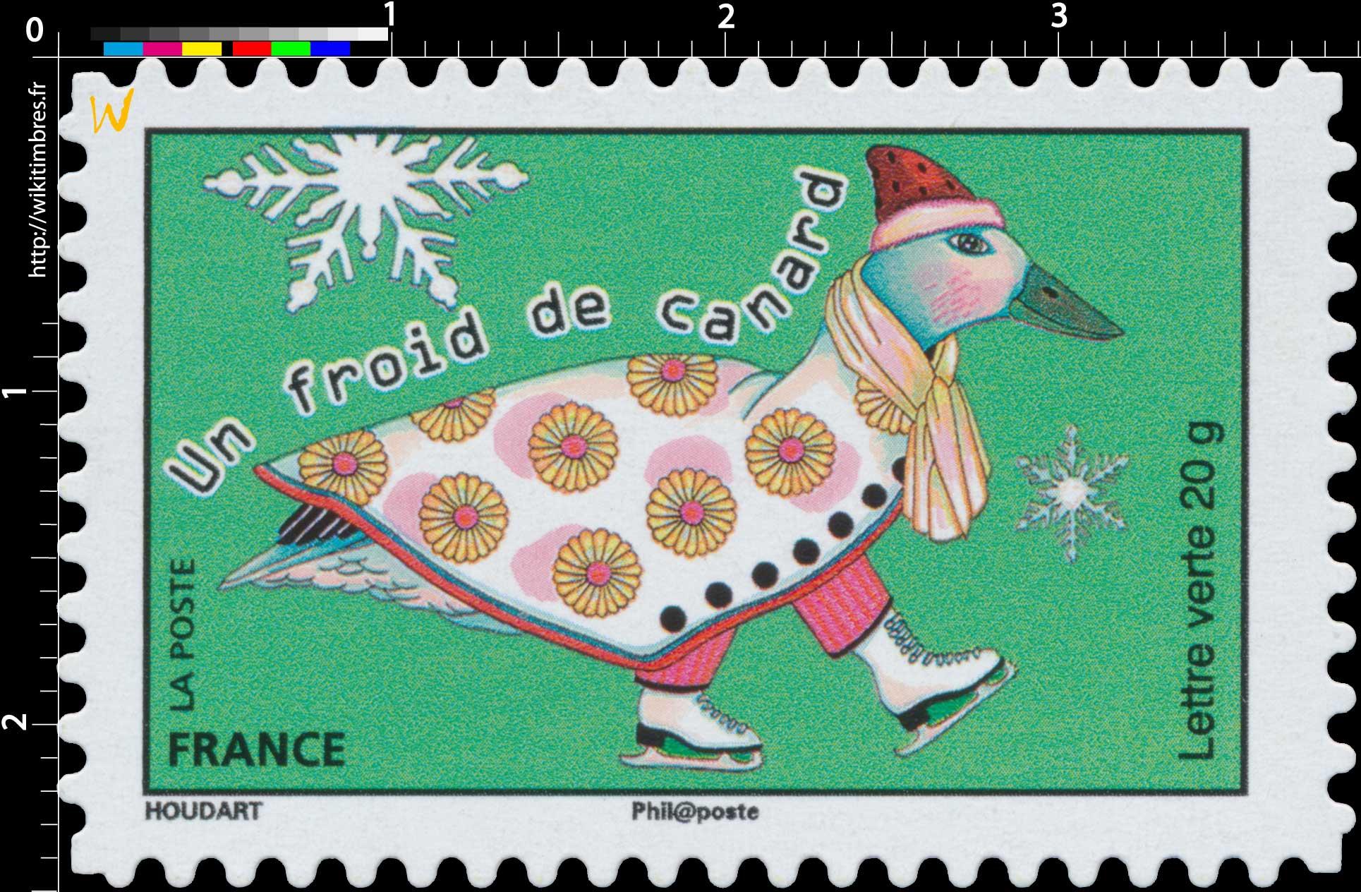 2015 Un froid de canard