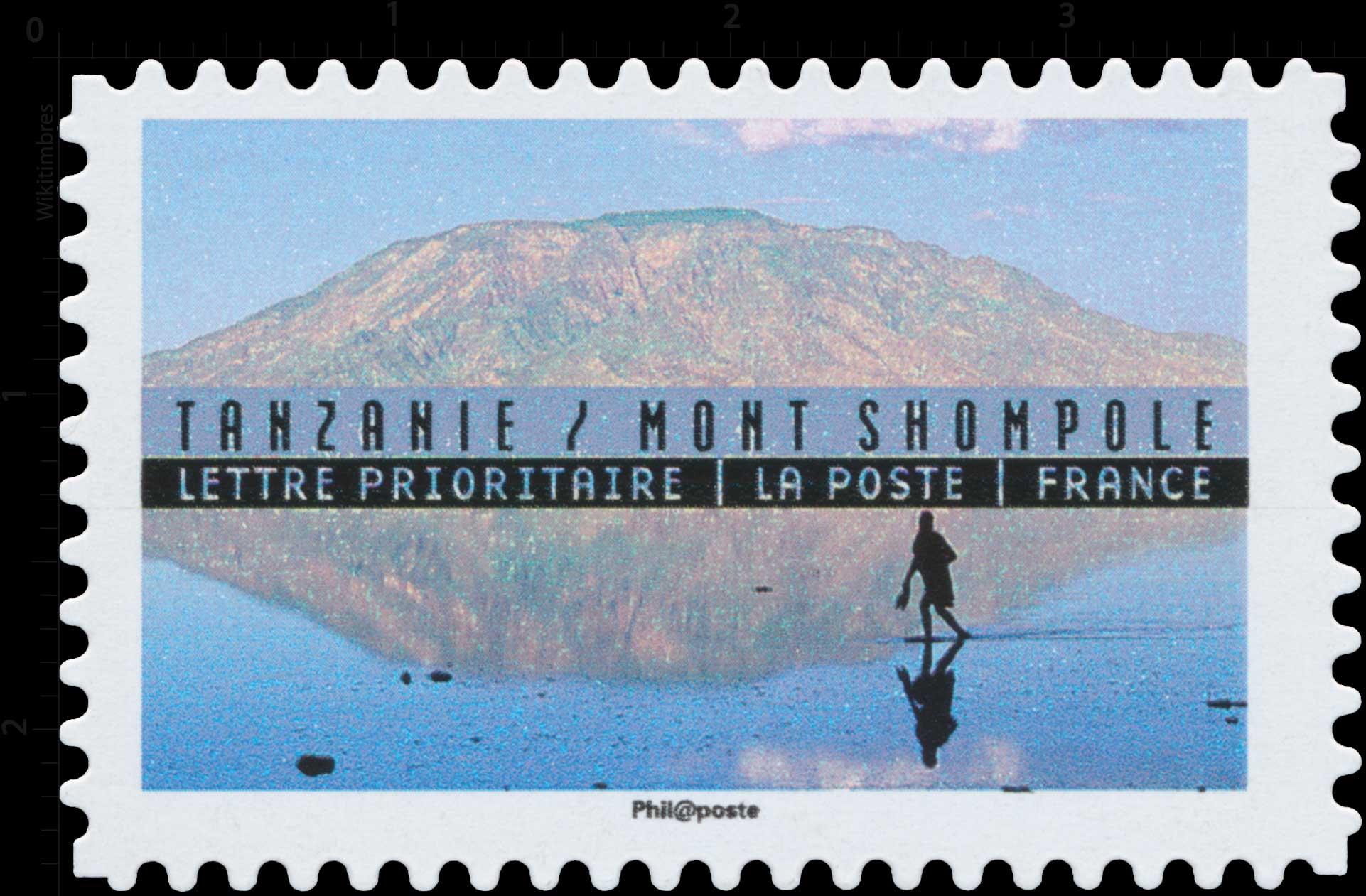 2017 Tanzanie / Mont Shompole