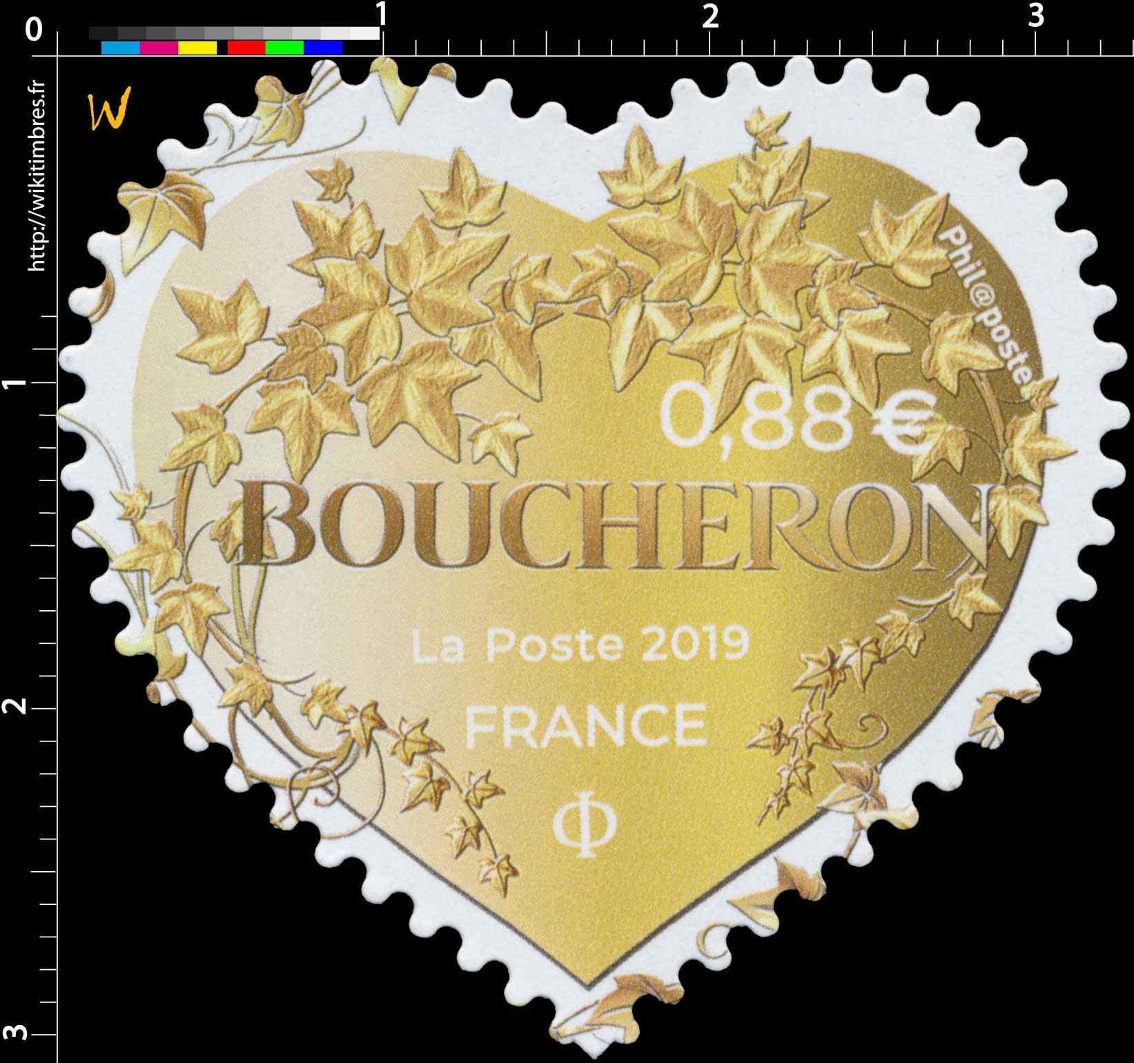 2019 BOUCHERON