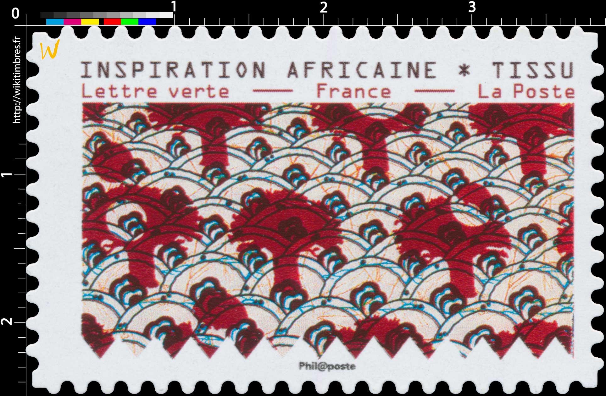 2019 Tissus motifs nature - INSPIRATION AFRICAINE