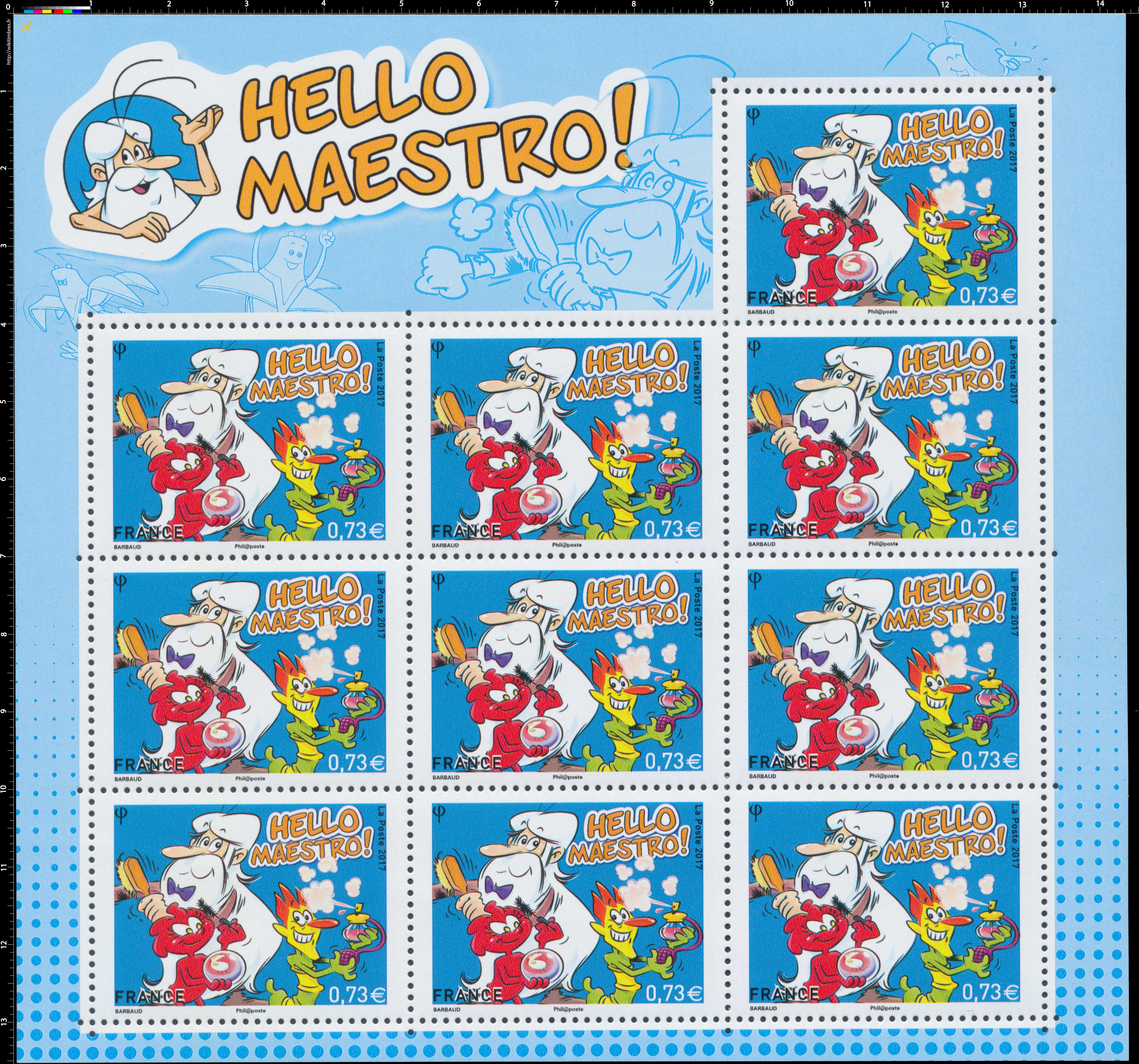 2017 Hello Maestro !