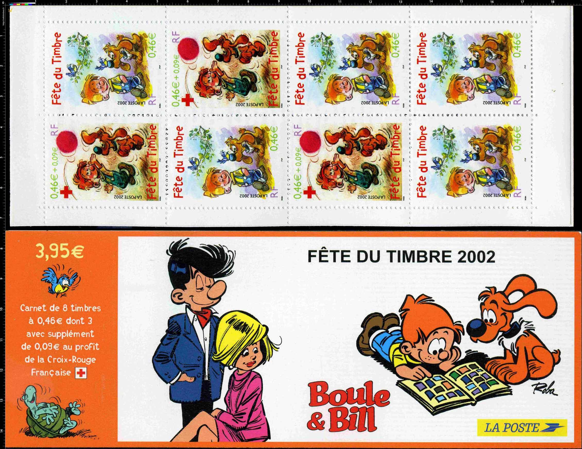 2002 FÊTE DU TIMBRE