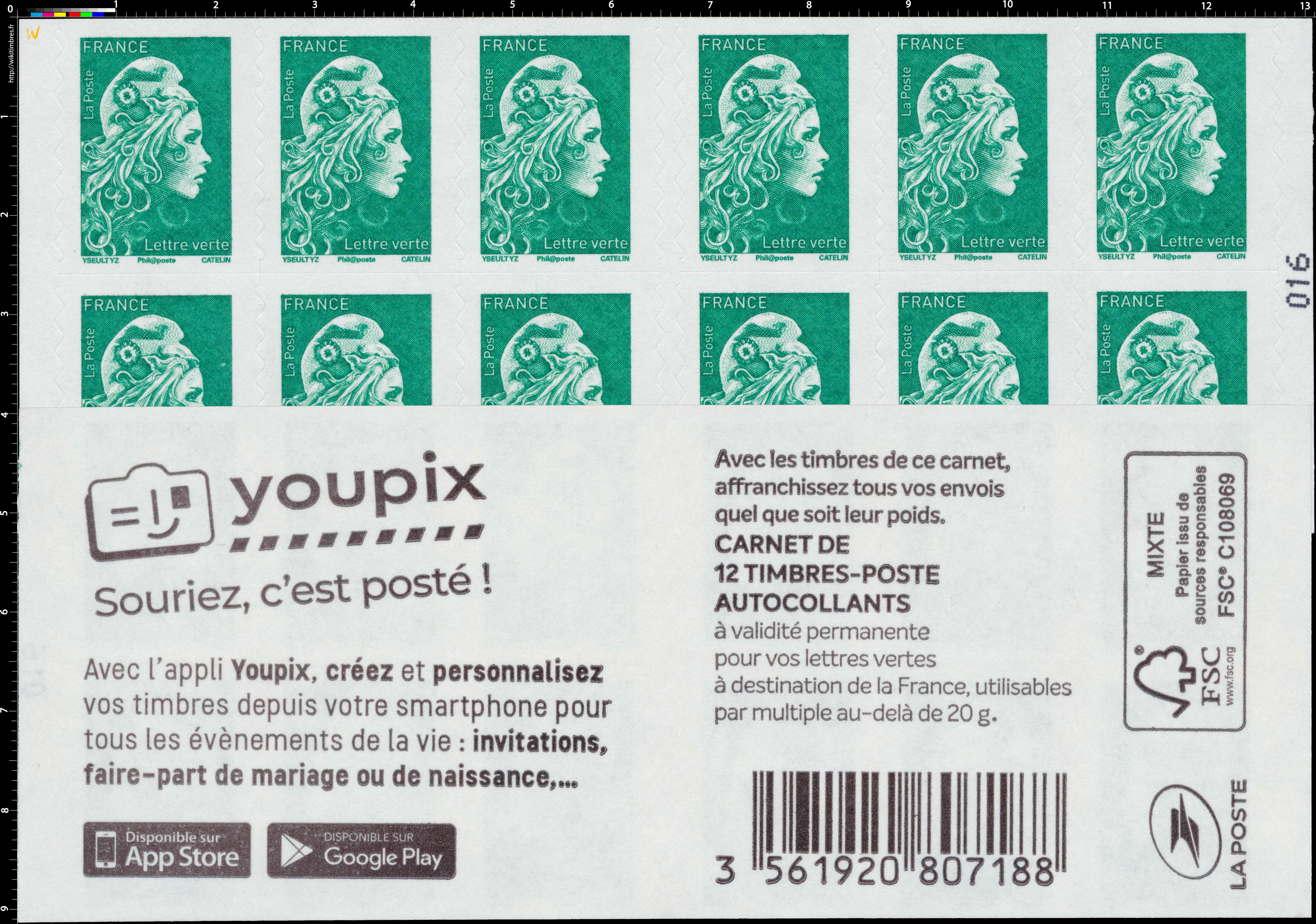 2019 Youpix - Souriez, c'est posté !