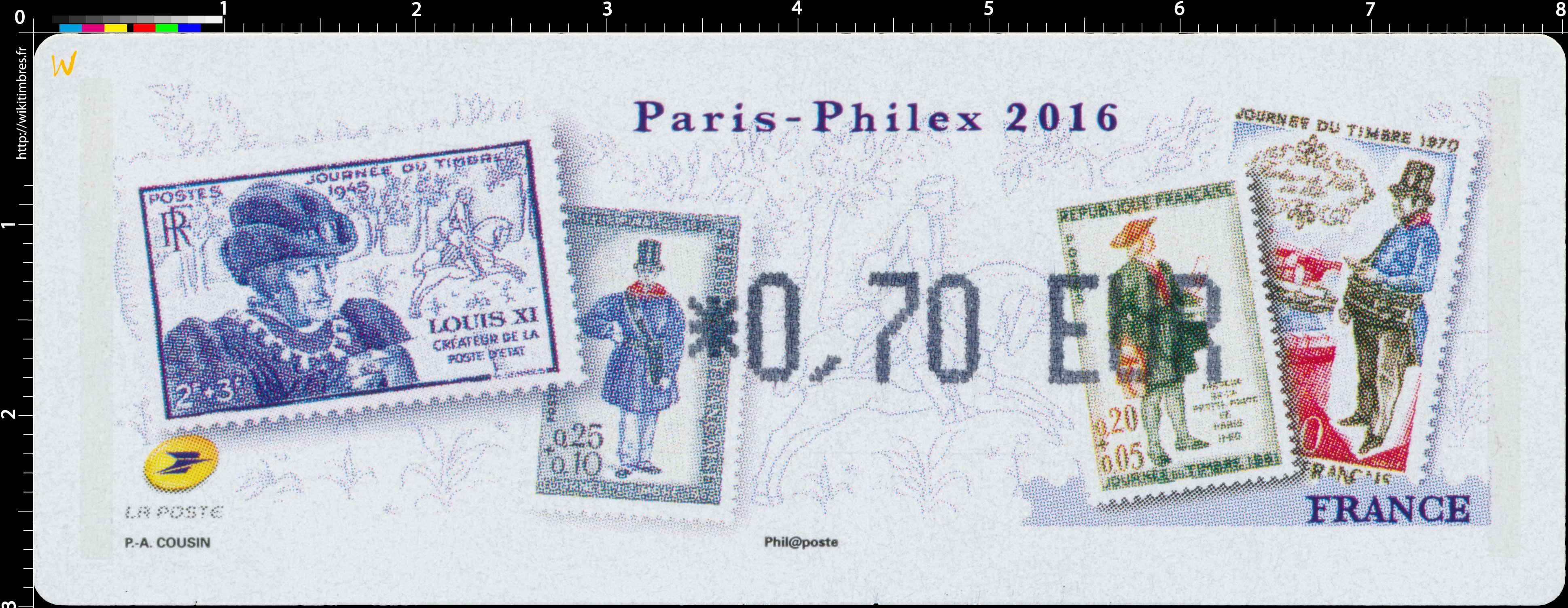 2016 Paris – Philex