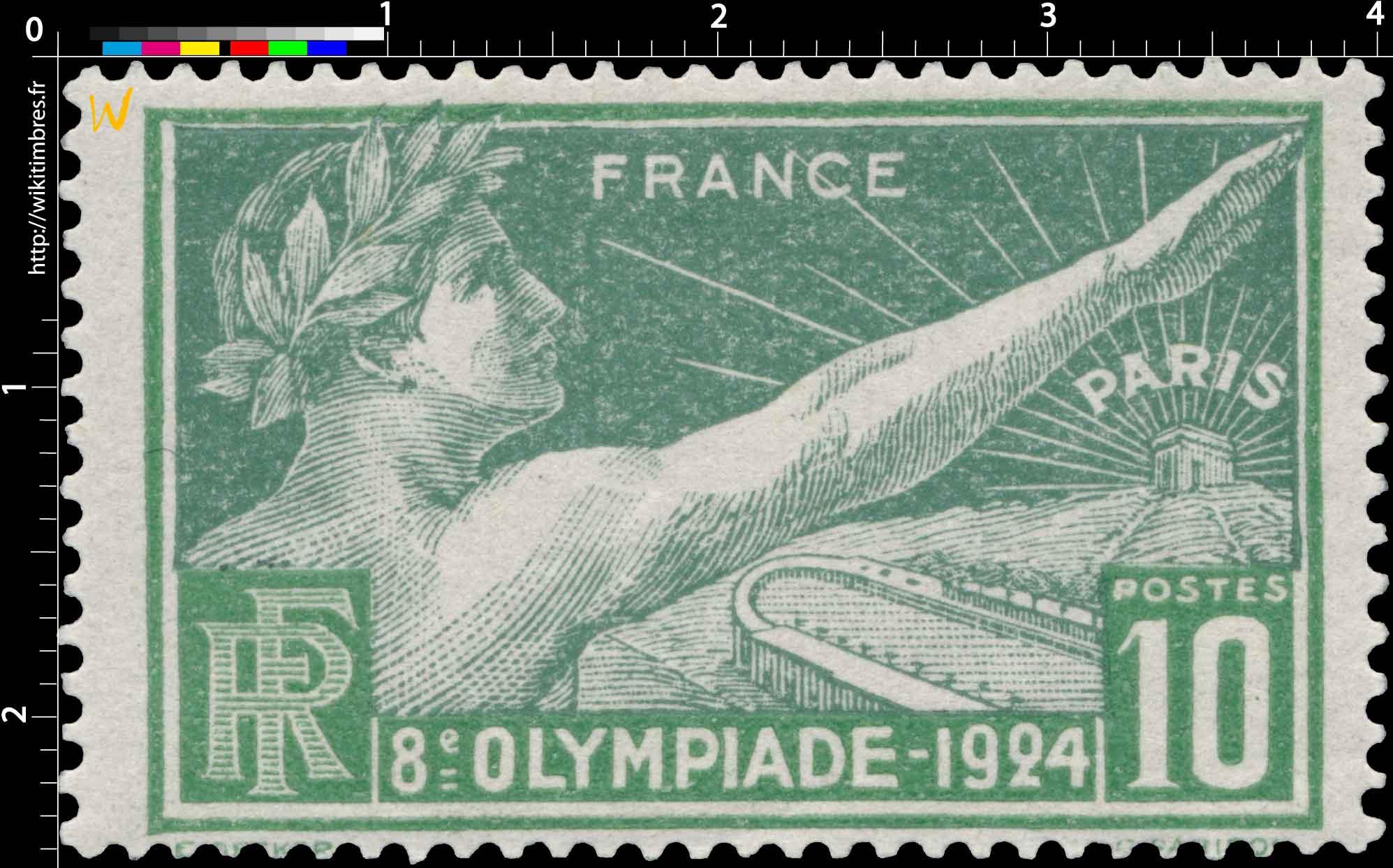 8e OLYMPIADE - 1924 PARIS