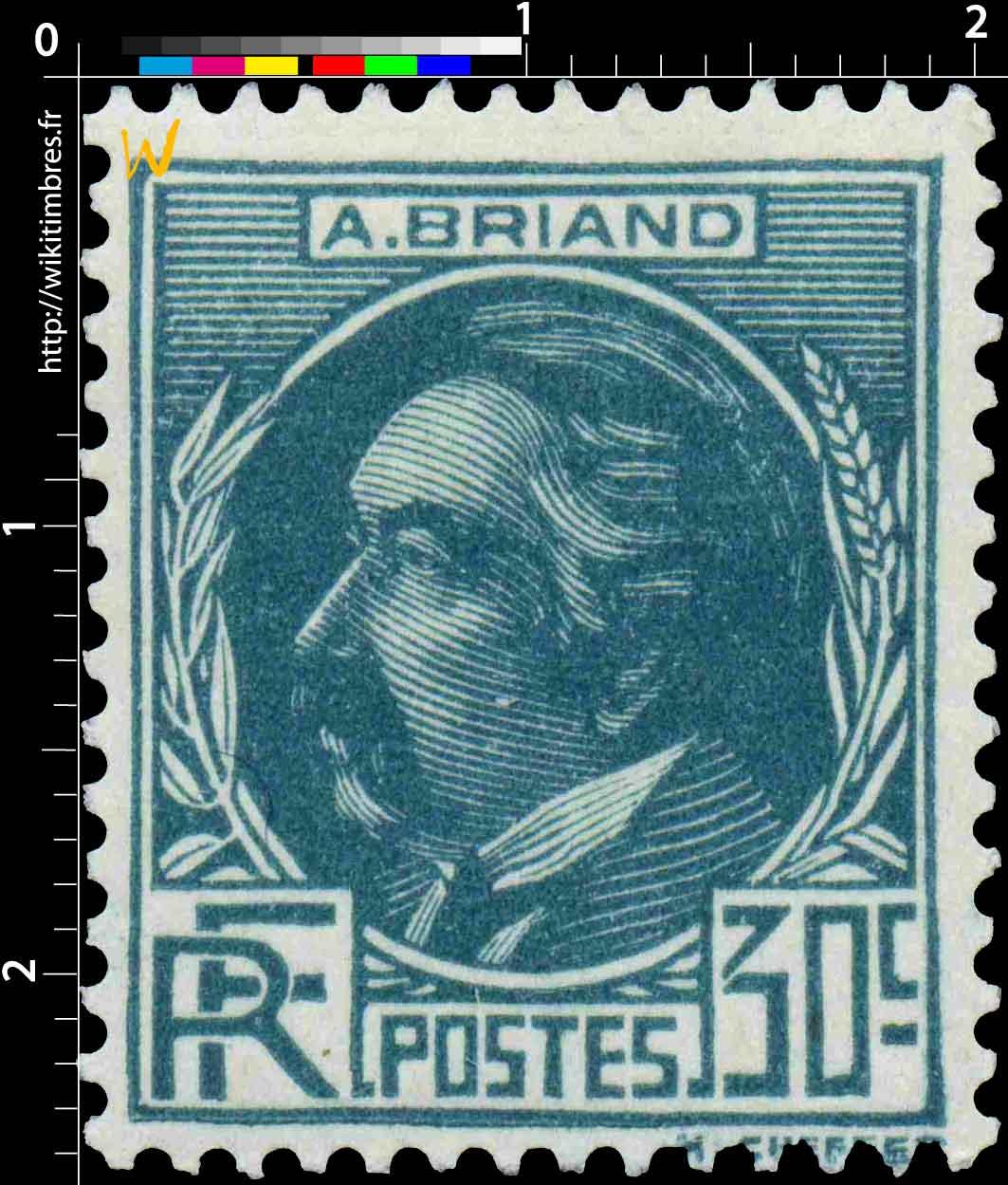 A. BRIAND