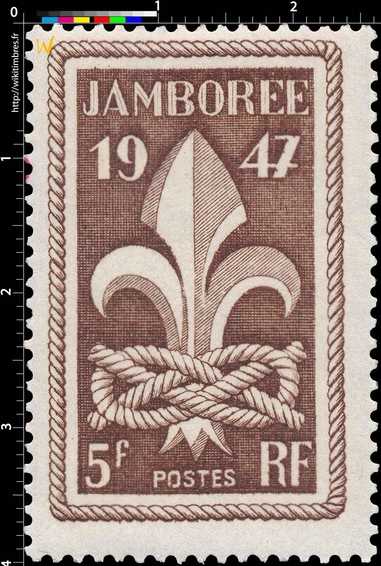 JAMBOREE 1947