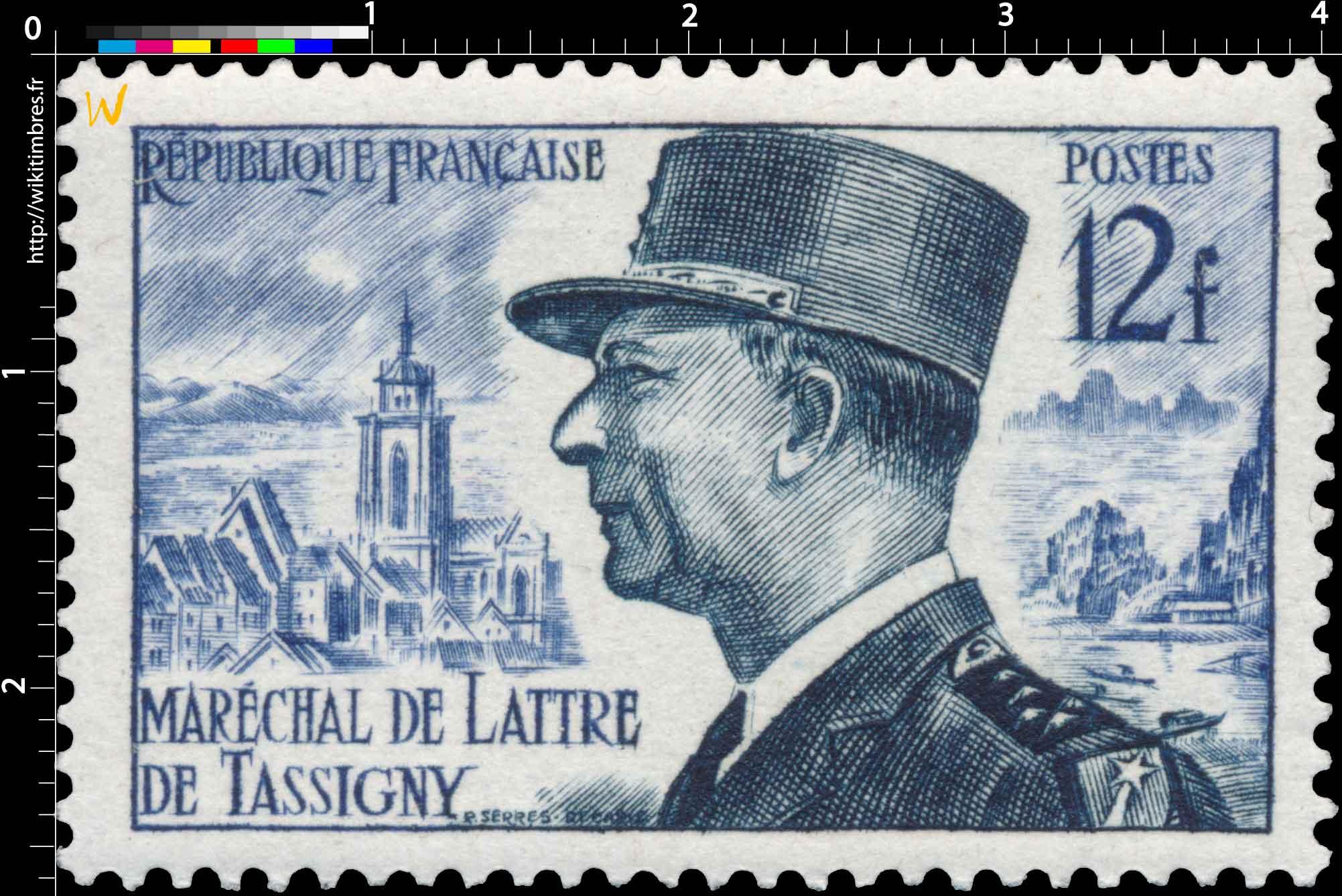 MARÉCHAL DE LATTRE DE TASSIGNY