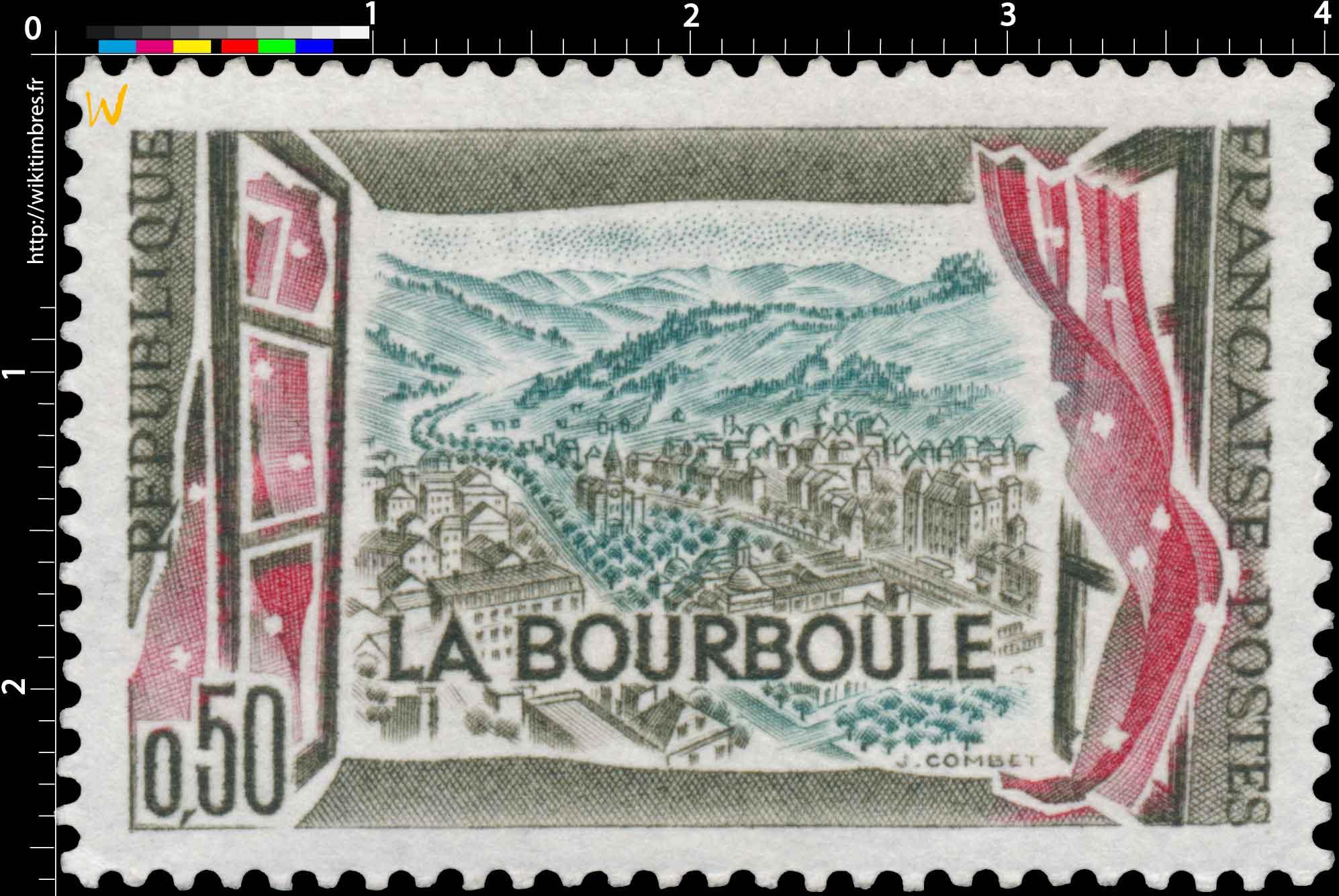 LA BOURBOULE