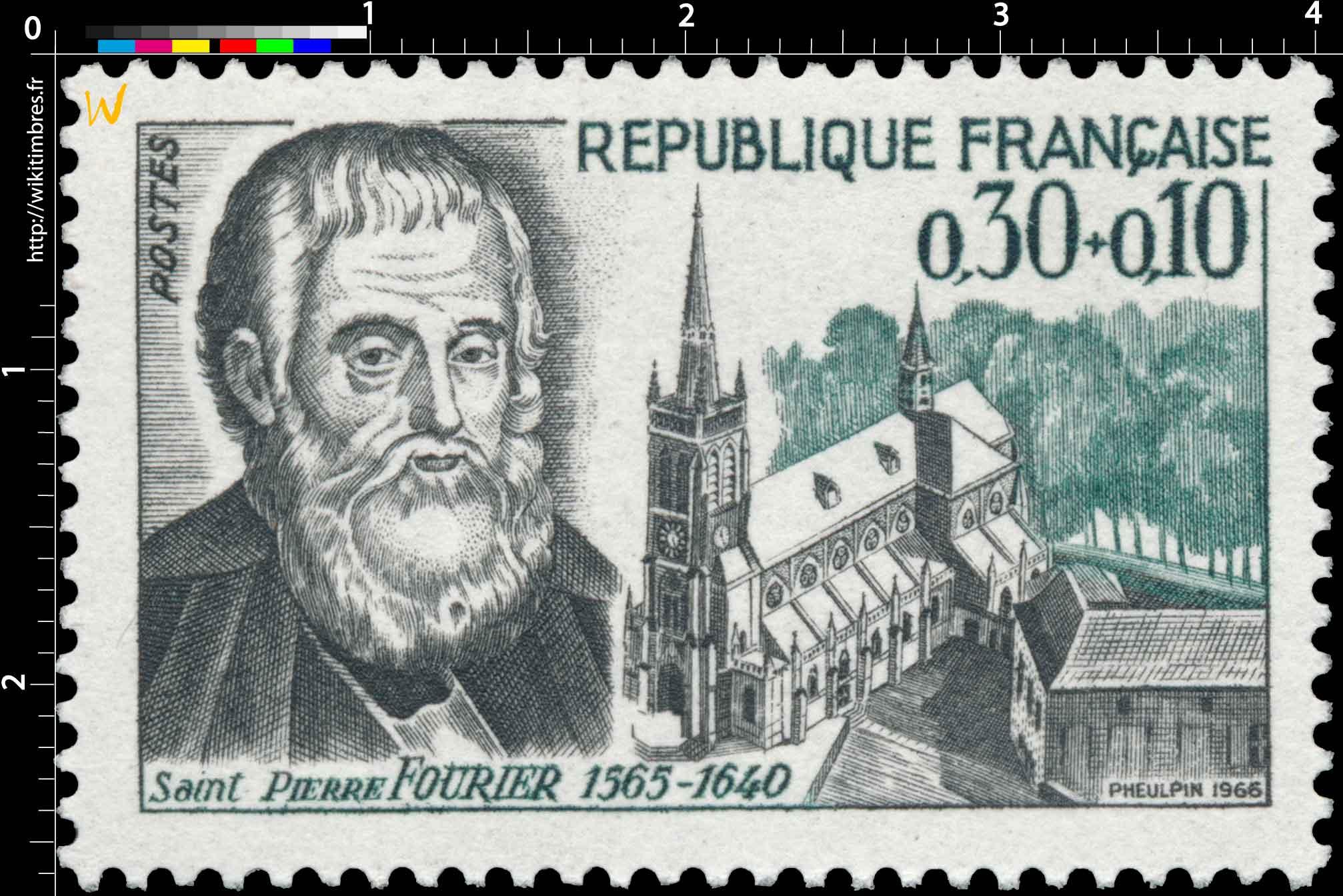 1966 Saint PIERRE FOURIER 1565-1640