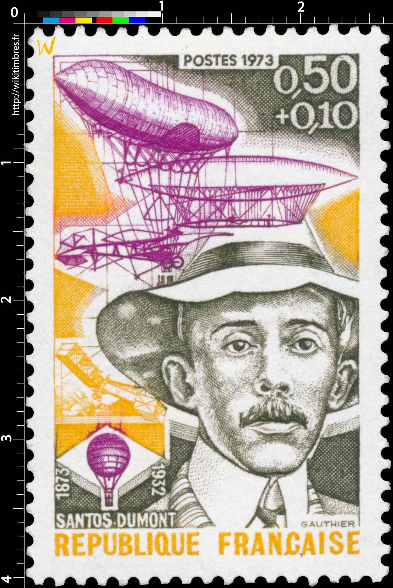 1973 SANTOS-DUMONT 1873-1932
