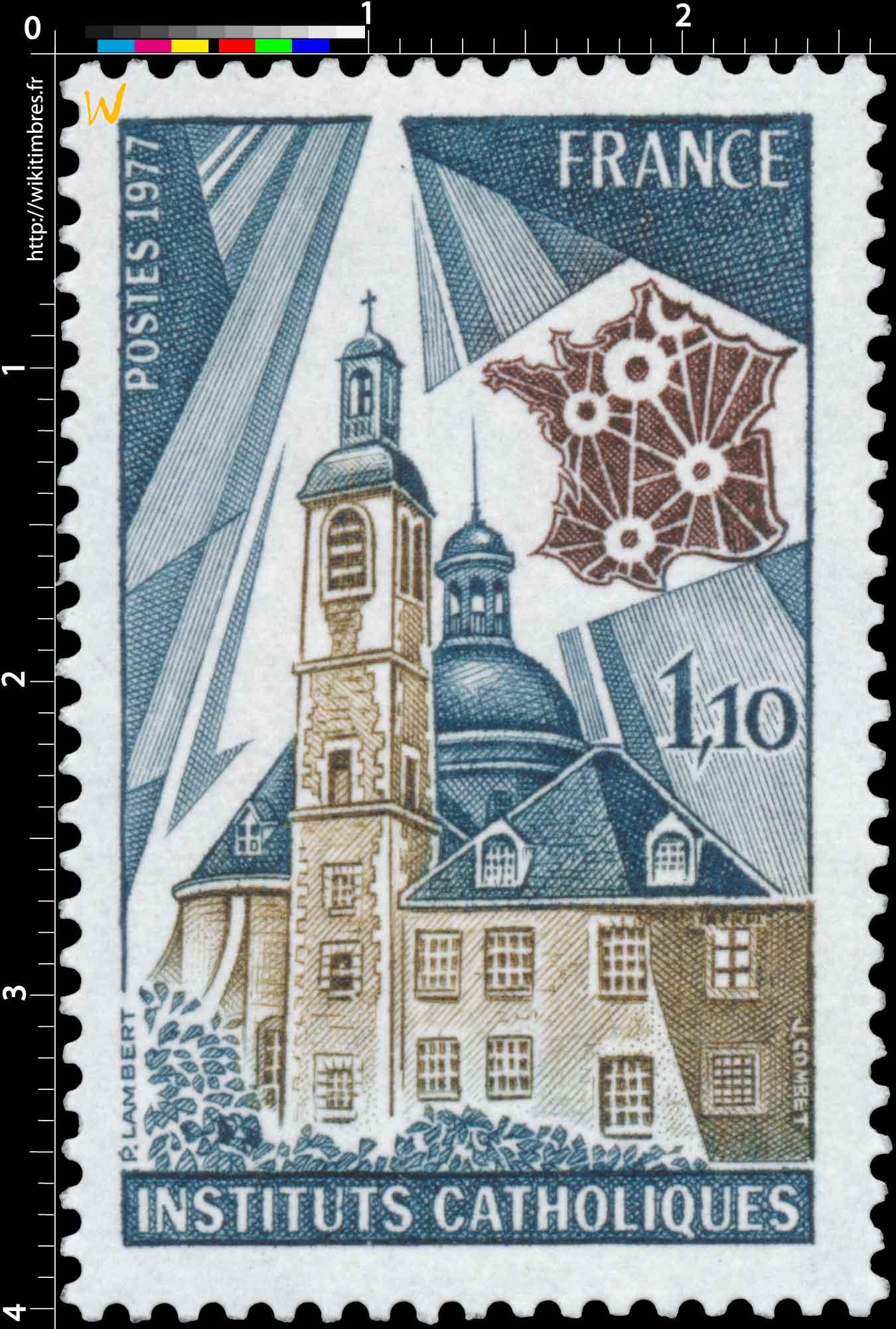 1977 INSTITUTS CATHOLIQUES