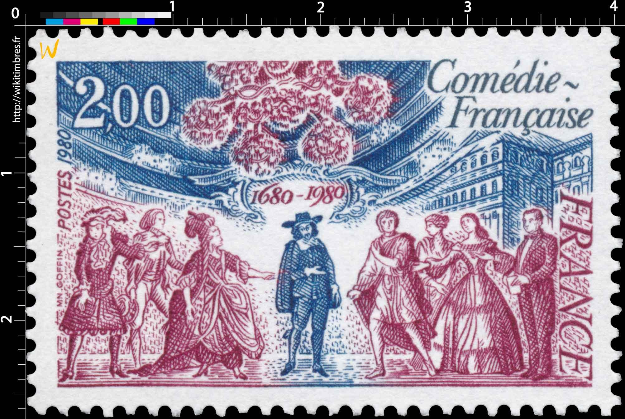 1980 Comédie-Française 1680-1980