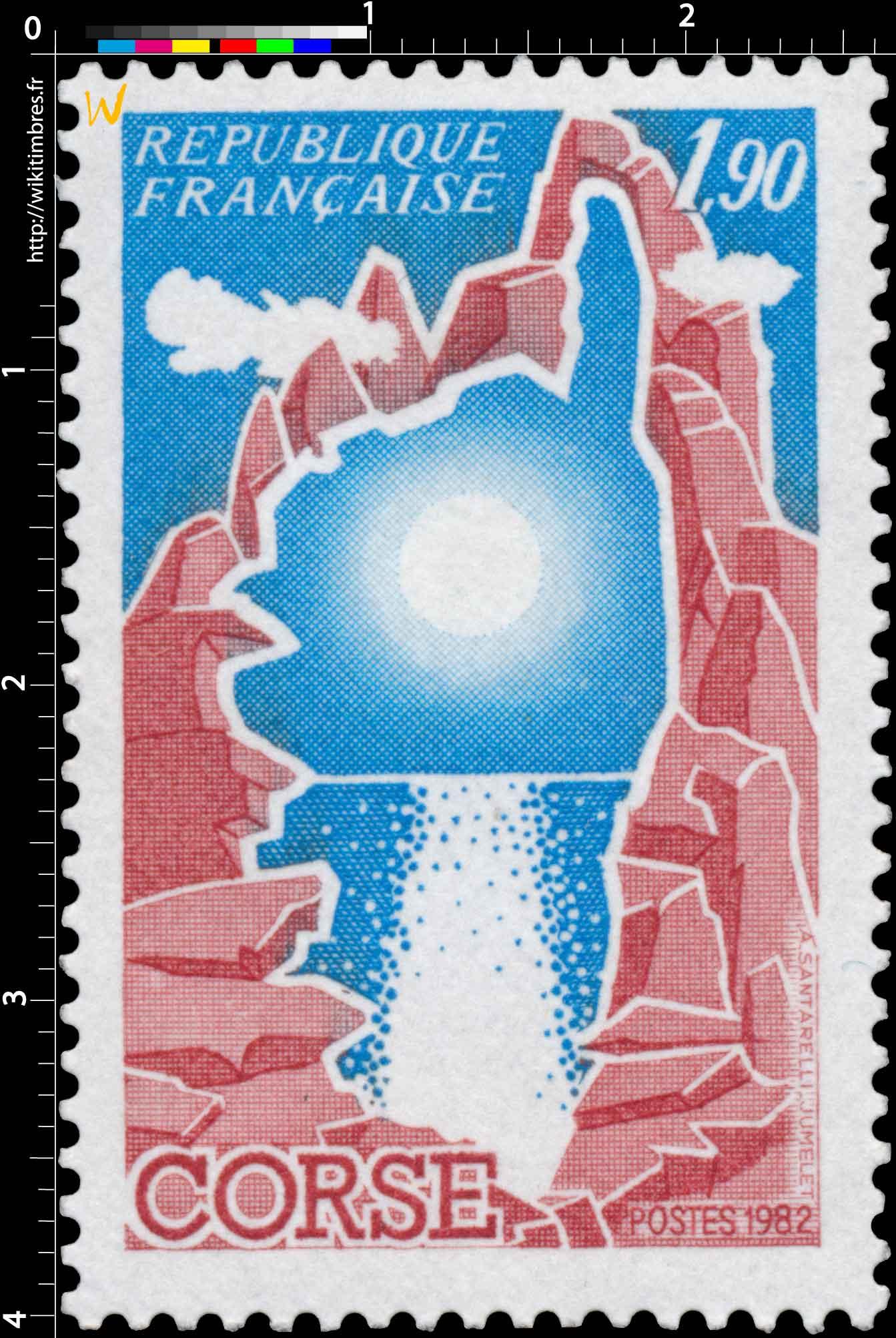 1982 CORSE