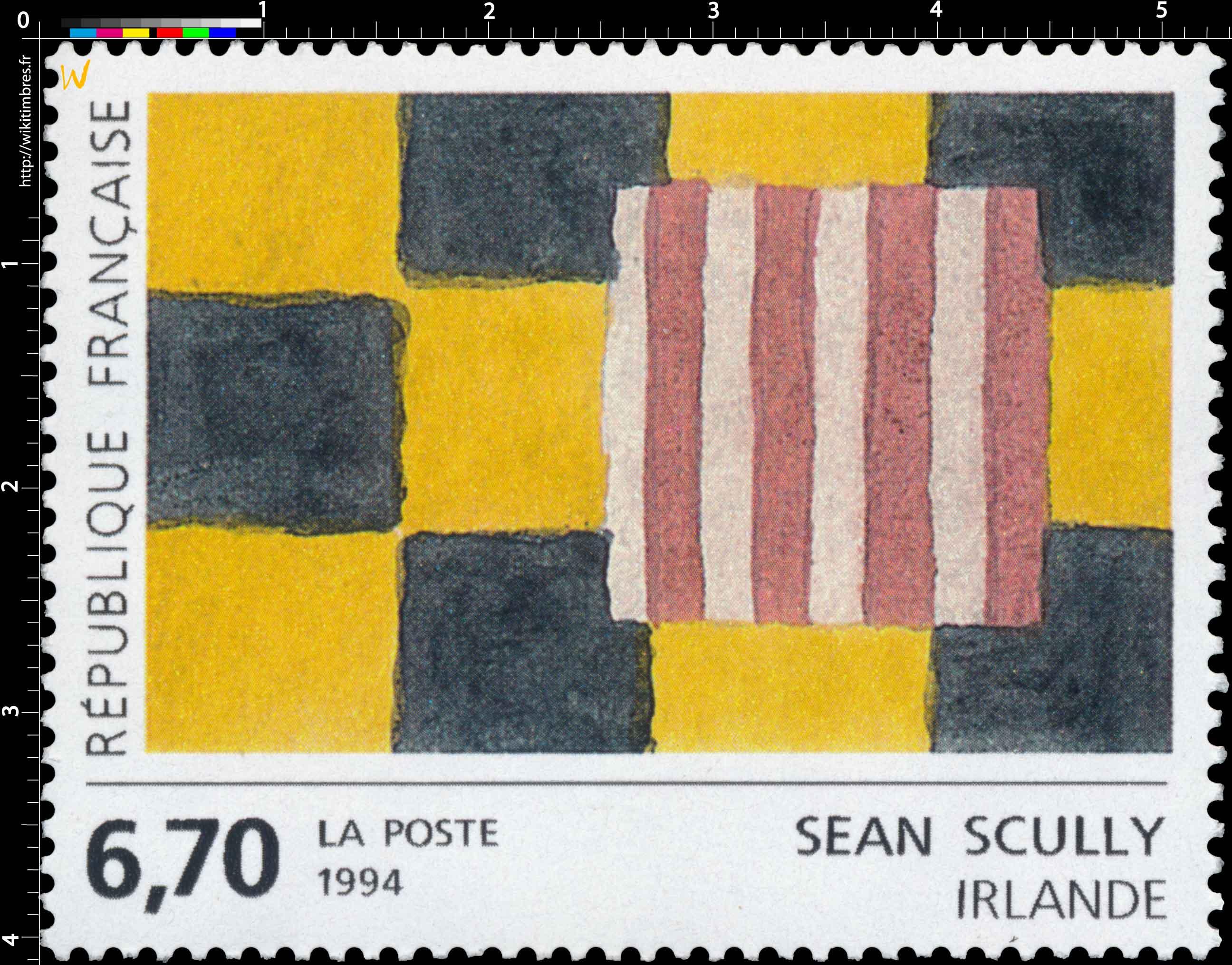 1994 SEAN SCULLY Irlande