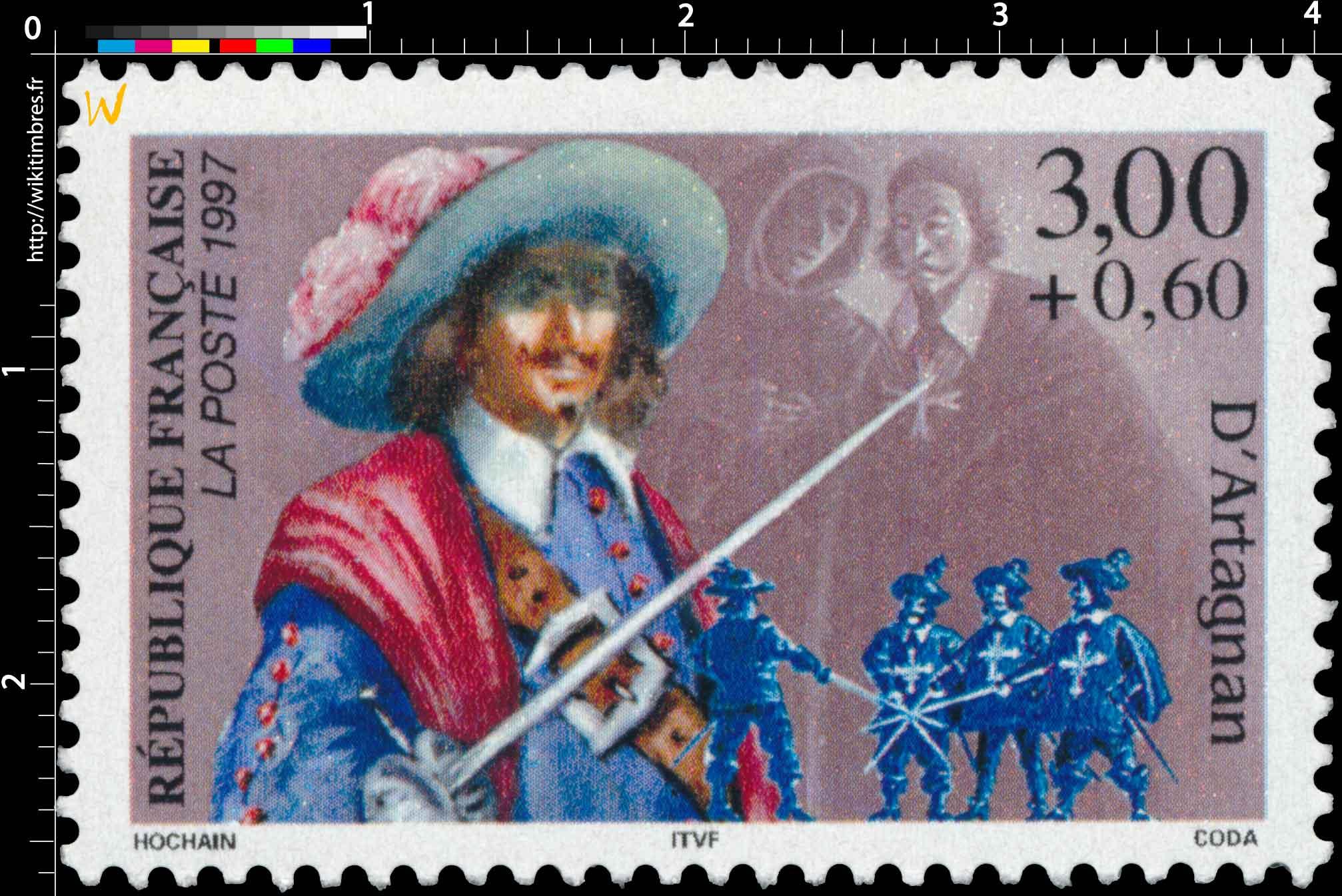 1997 D'Artagnan