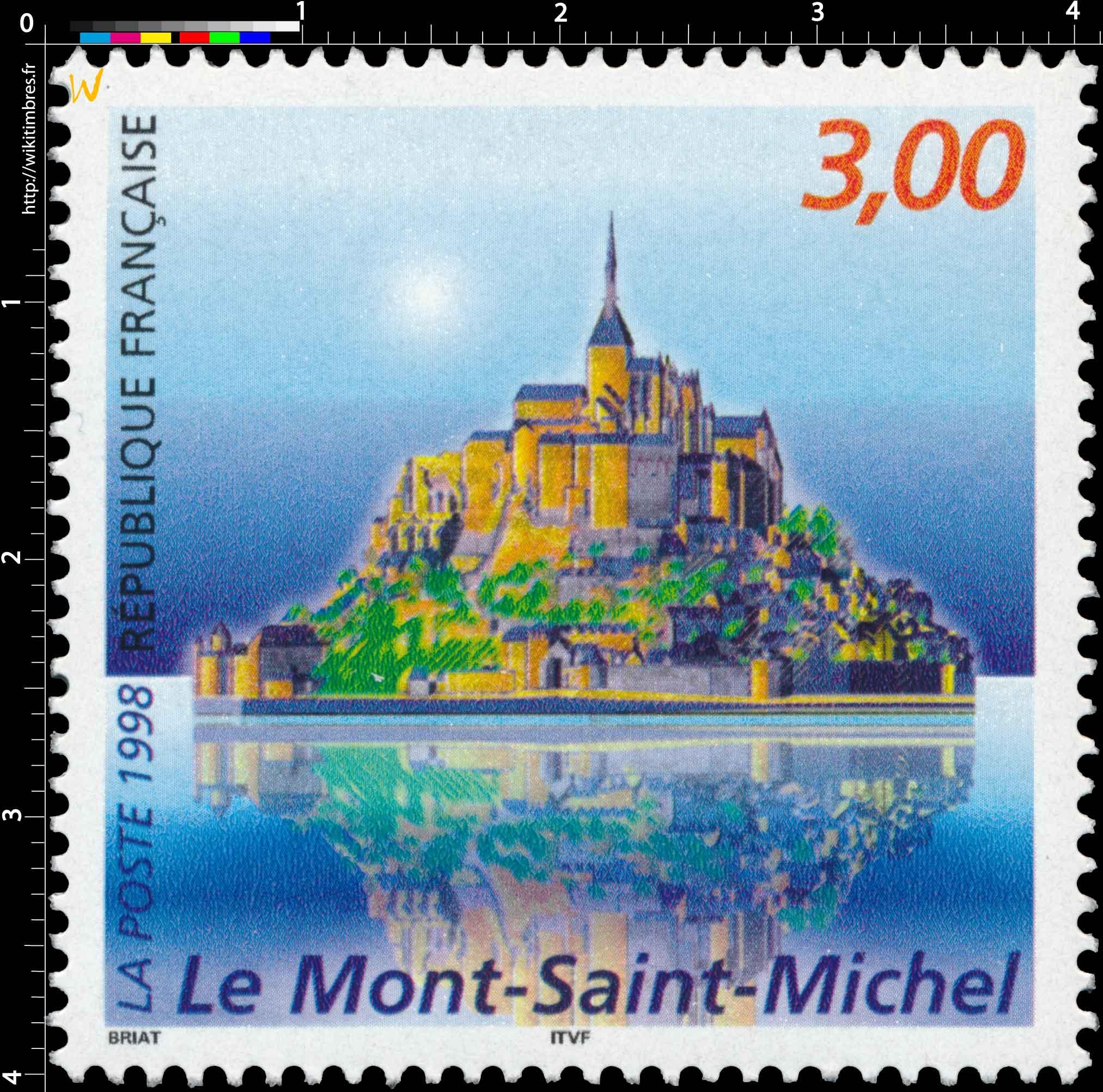 1998 Le Mont-Saint-Michel