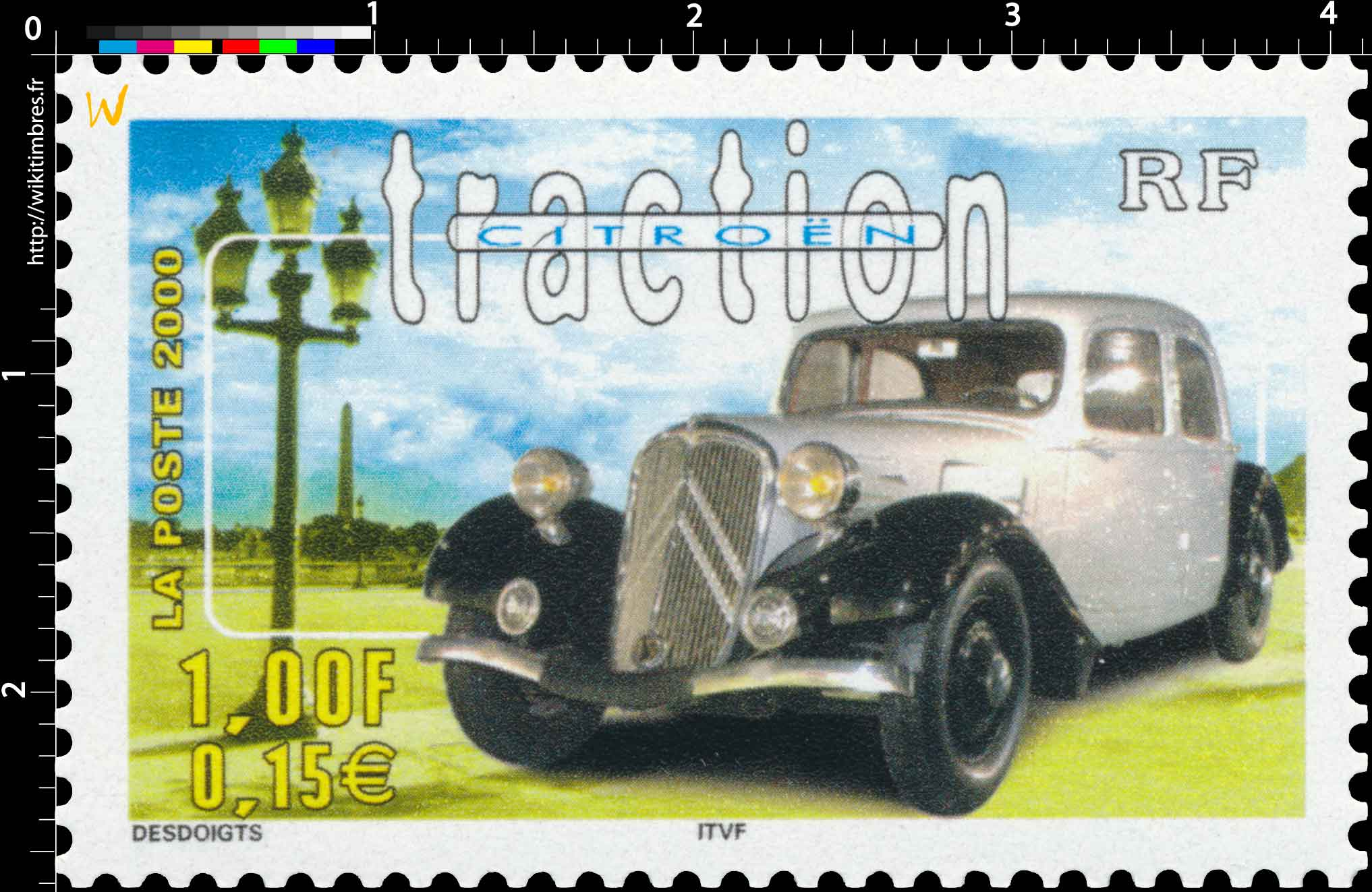 2000 CITROËN Traction