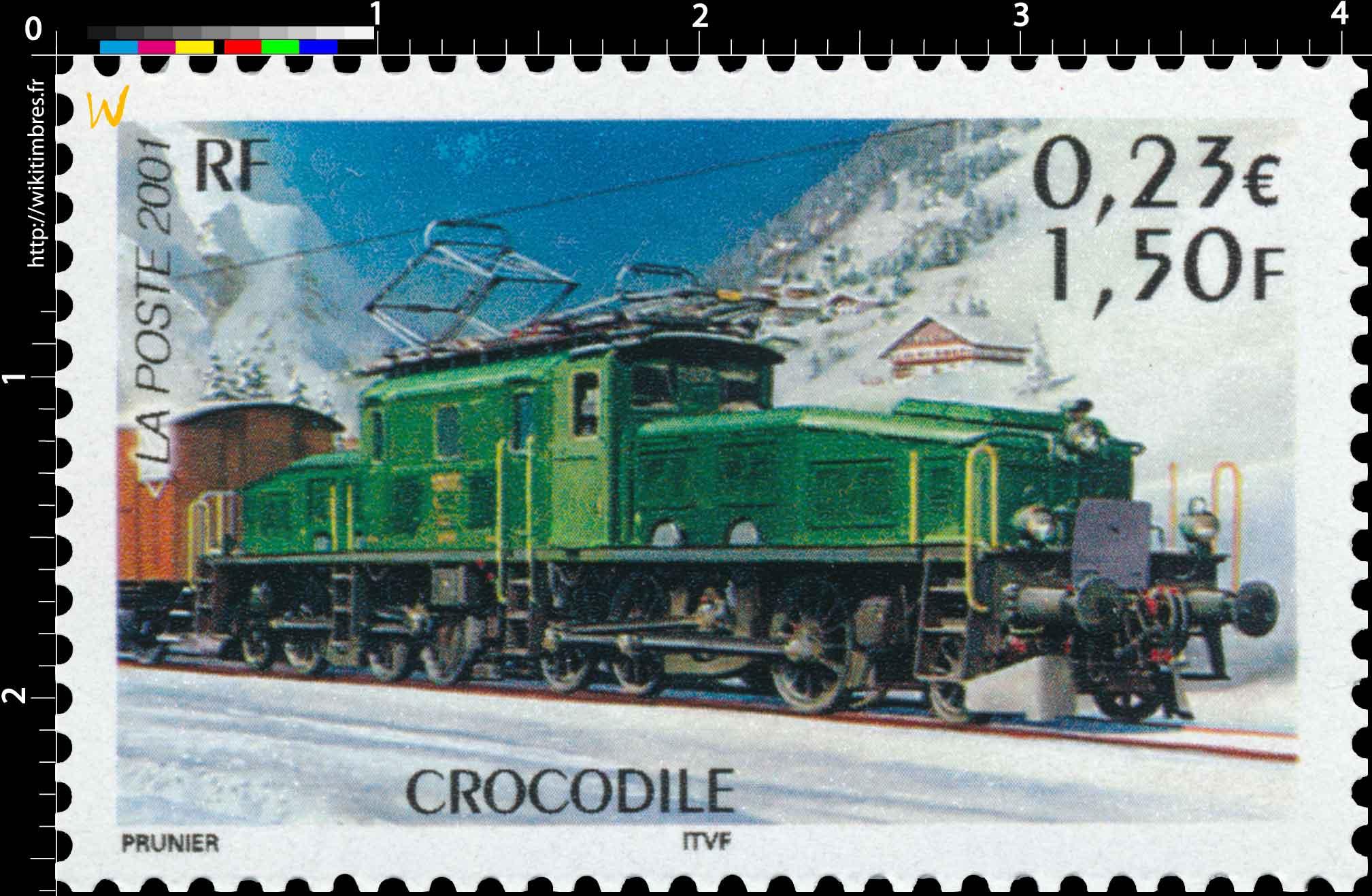 2001 CROCODILE