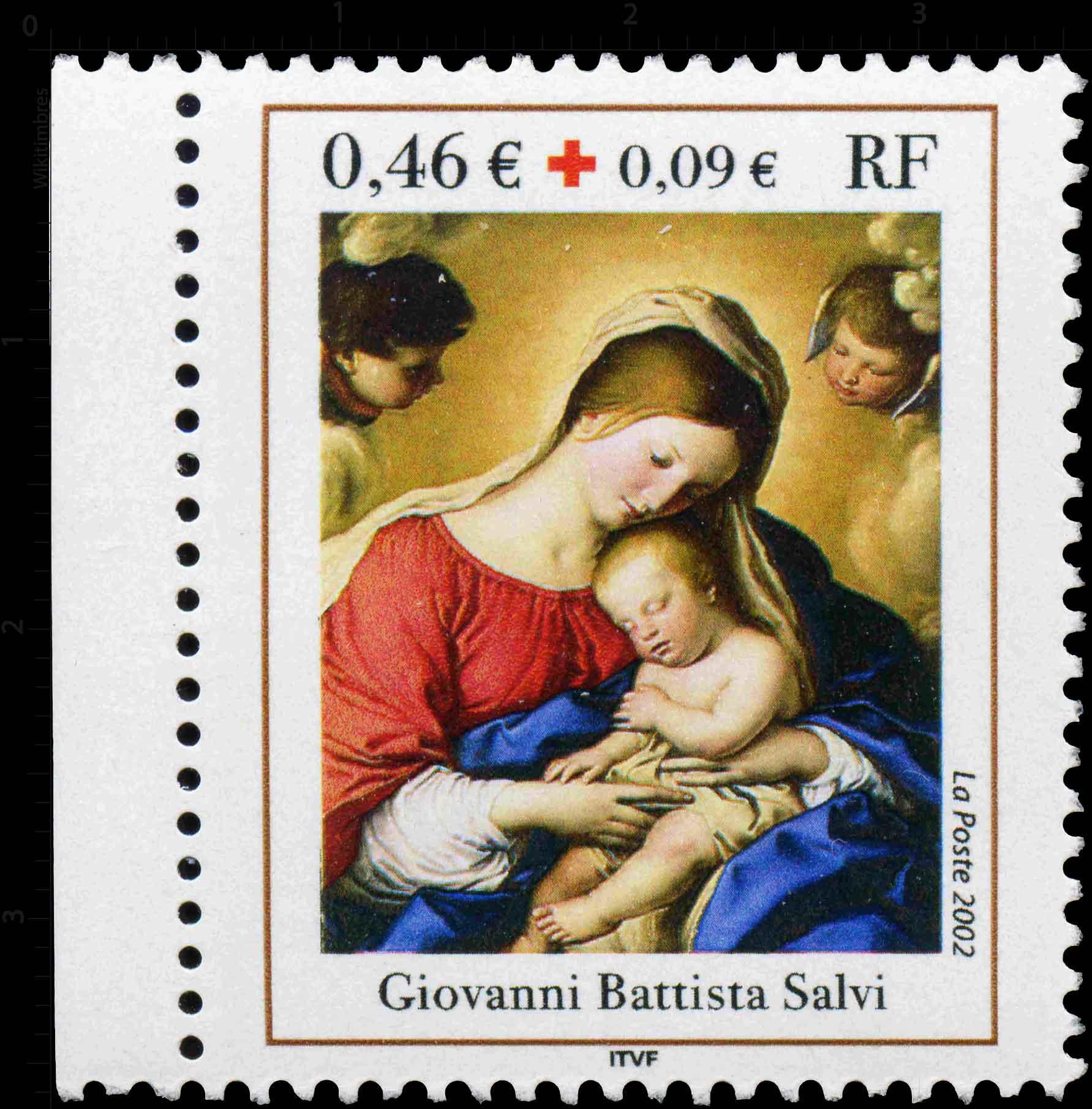 2002 Giovanni Battista Salvi