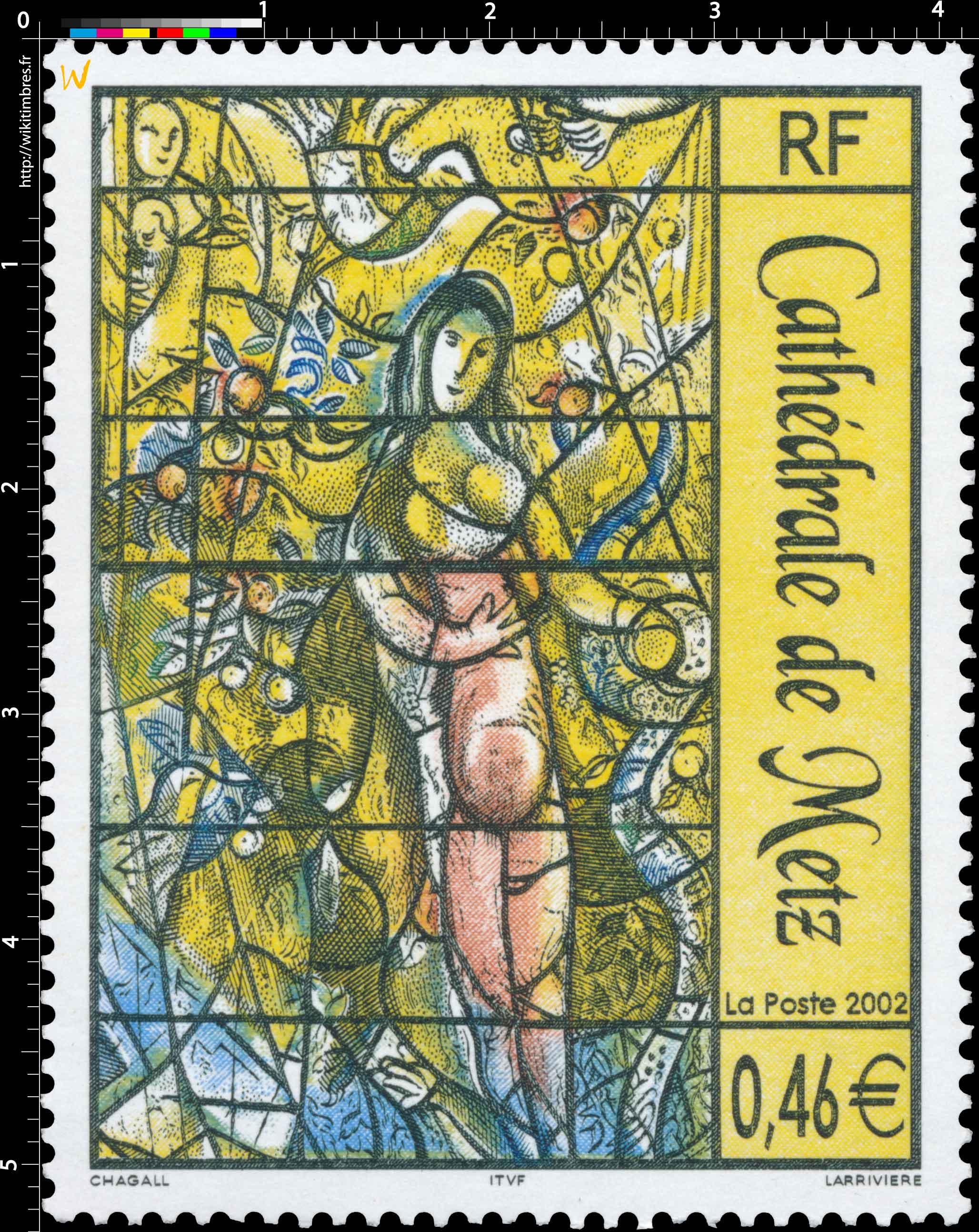 2002 Cathédrale de Metz