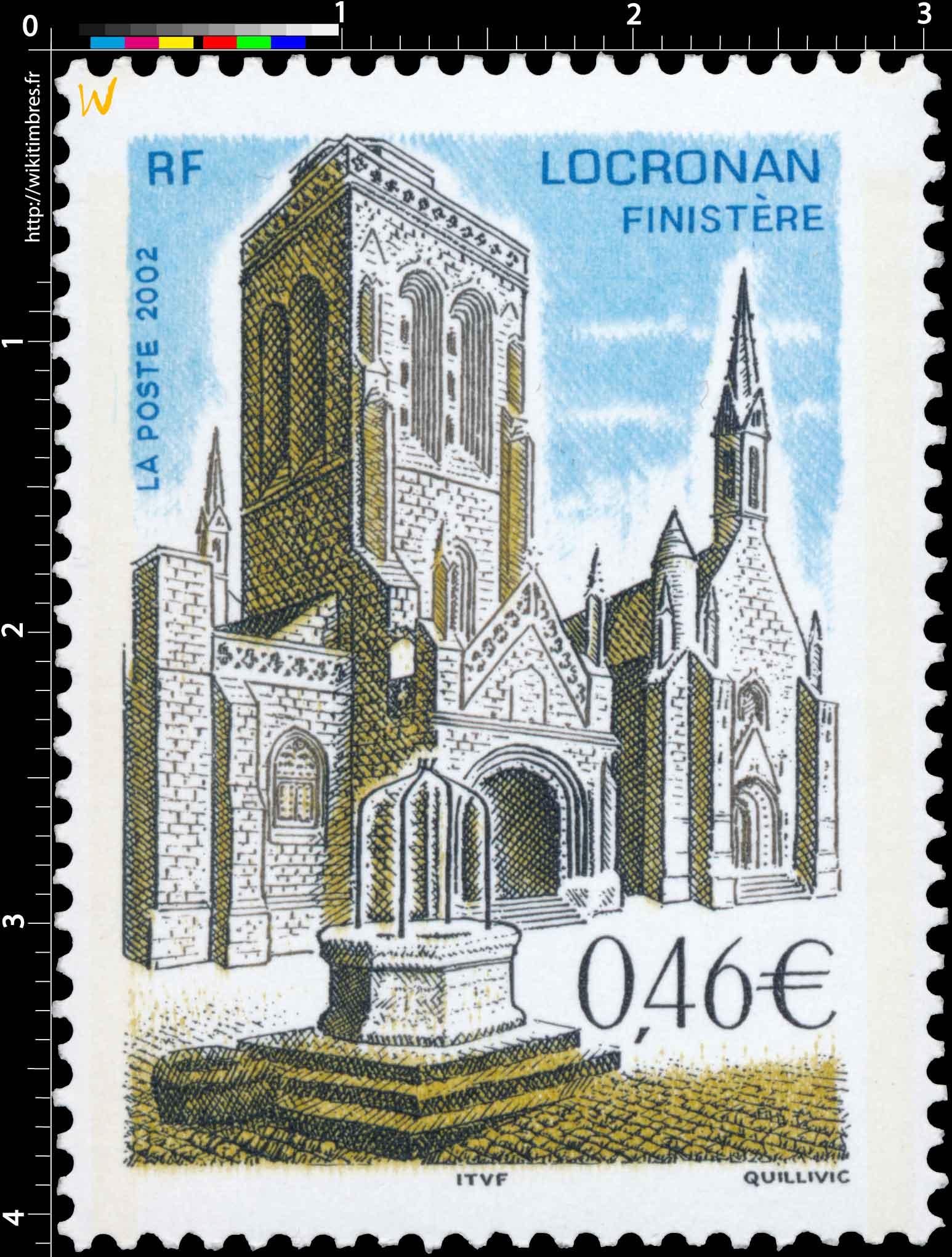 2002 LOCRONAN FINISTÈRE