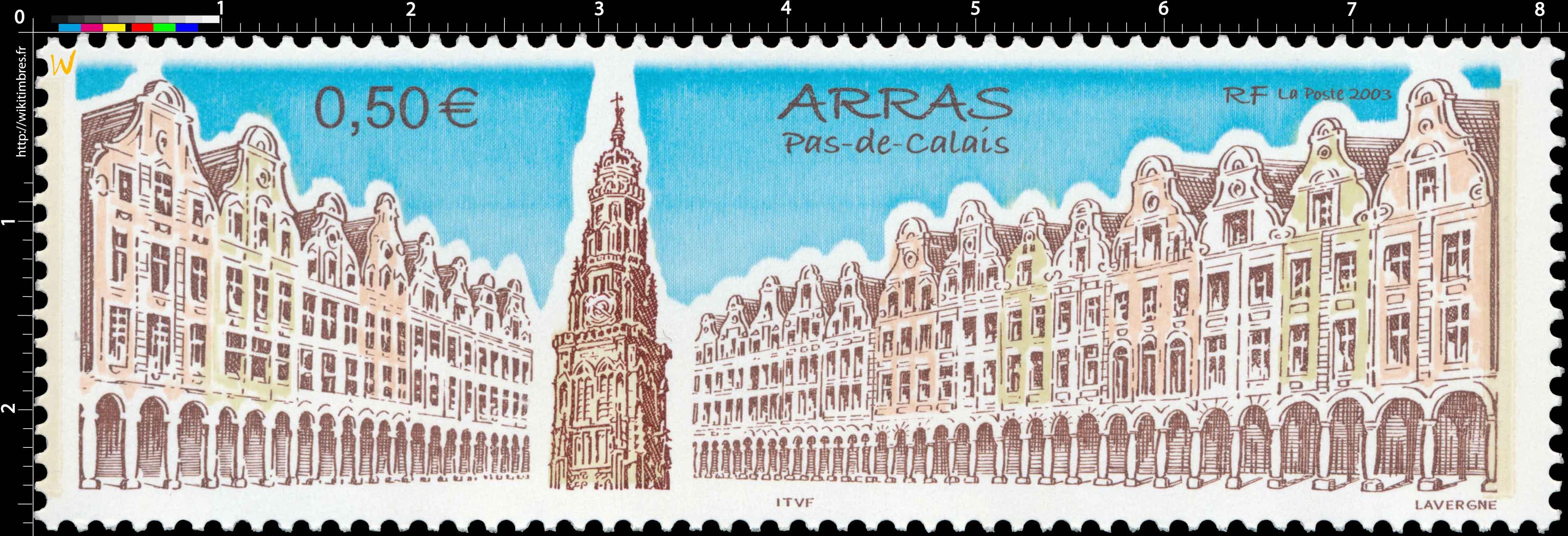 2003 ARRAS Pas-de-Calais