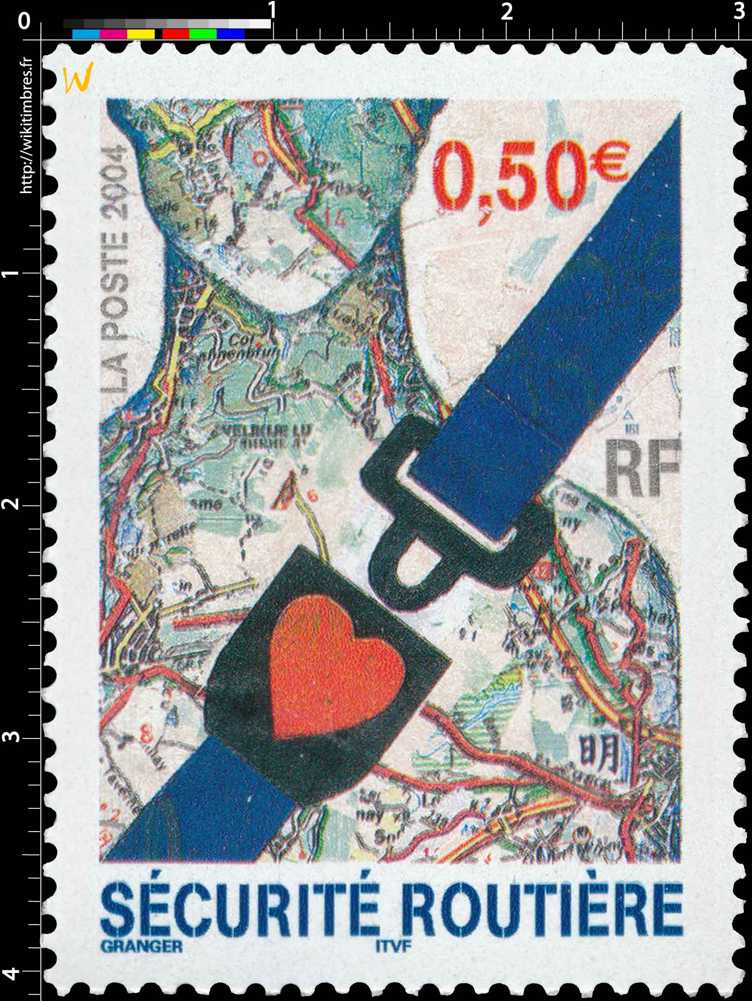 2004 SÉCURITÉ ROUTIÈRE