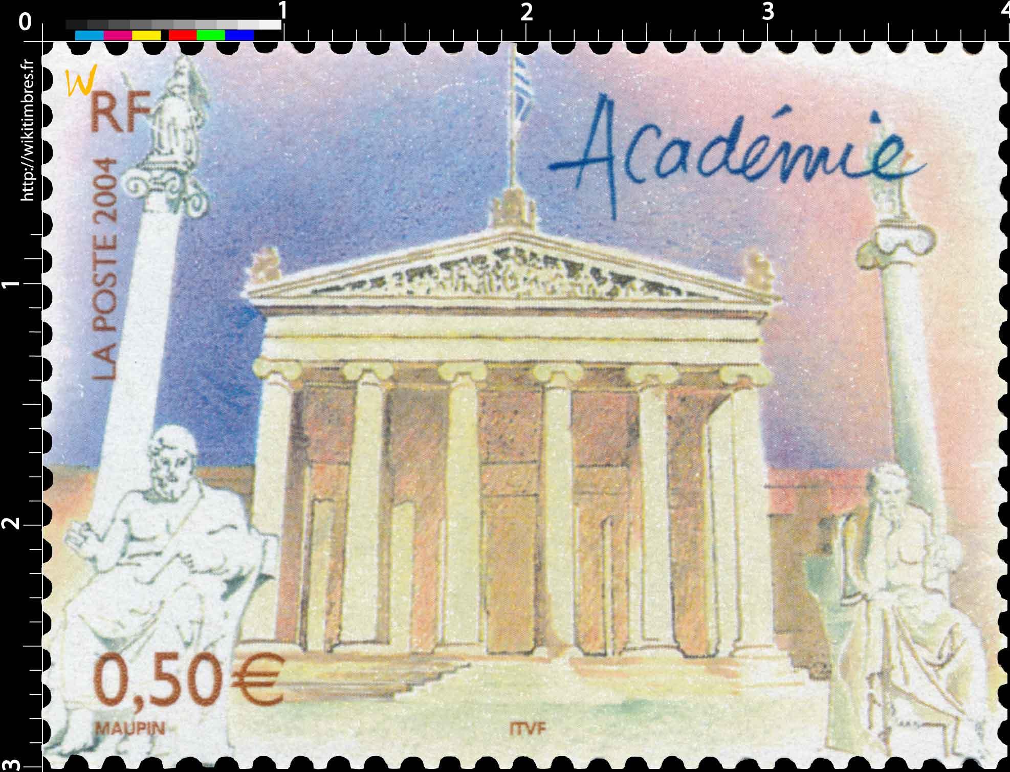 2004 Académie