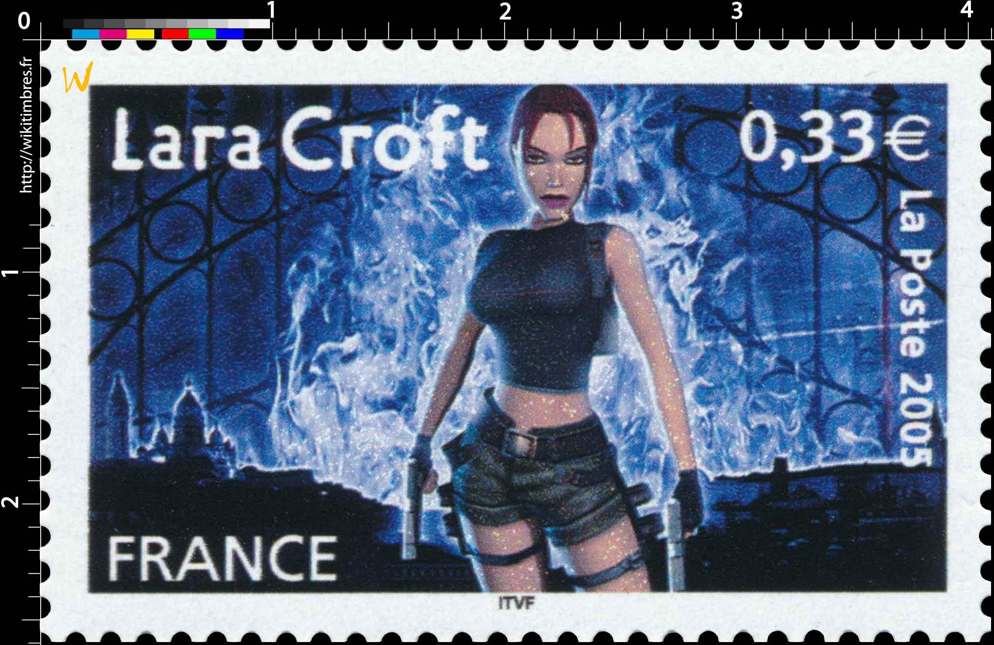 2005 Lara Croft