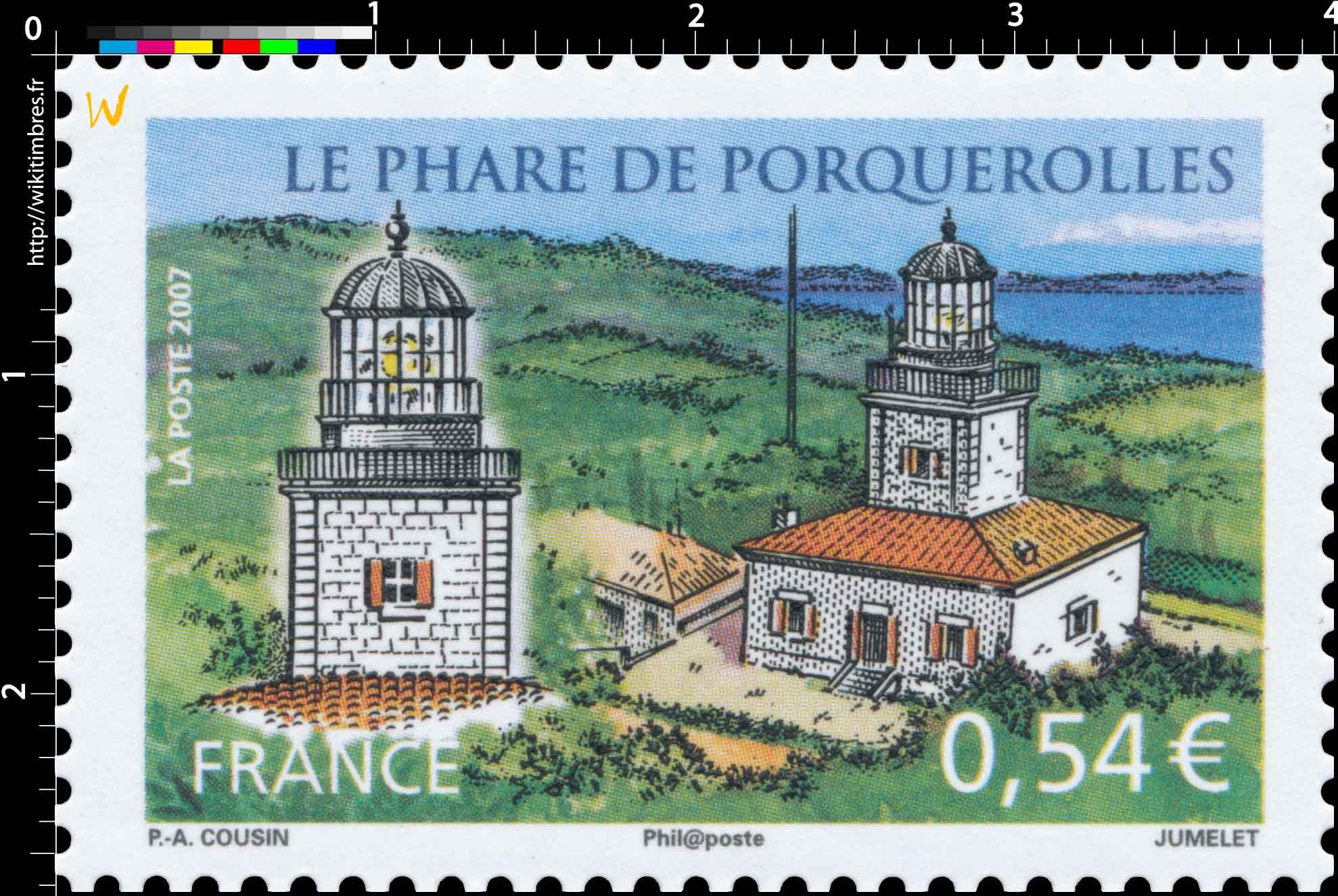 2007 LE PHARE DE PORQUEROLLES