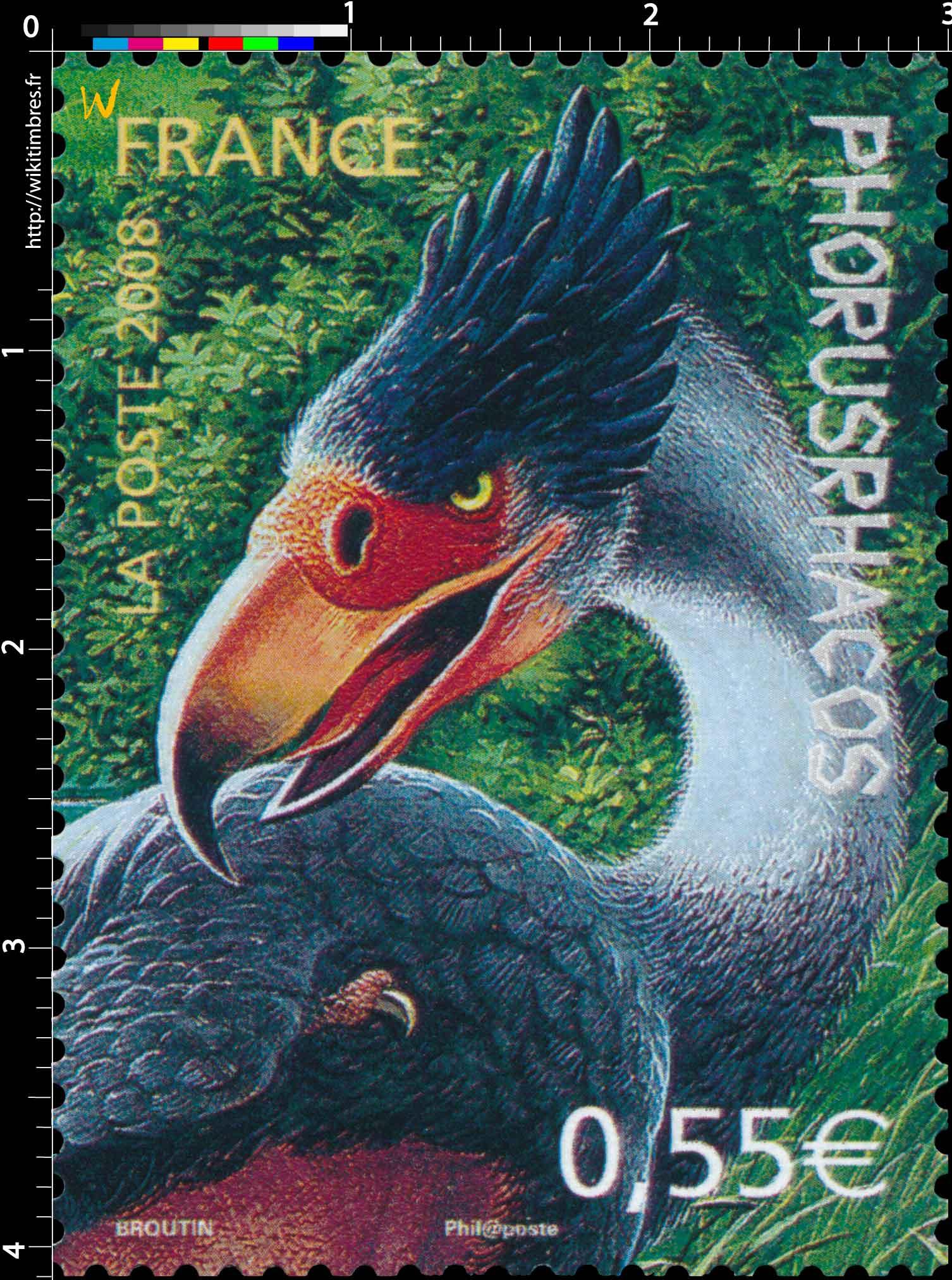 2008 PHORUSRHACOS