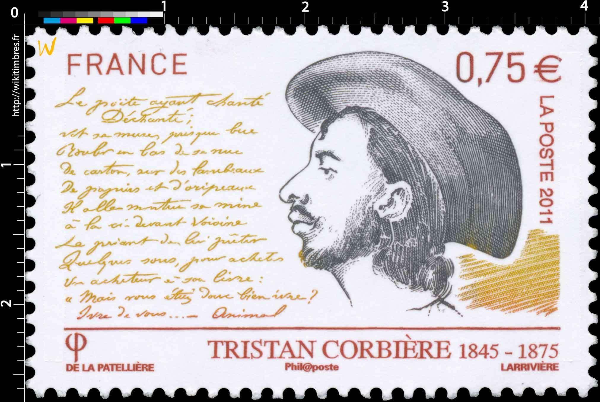 2011 Tristan Corbière 1845 - 1875