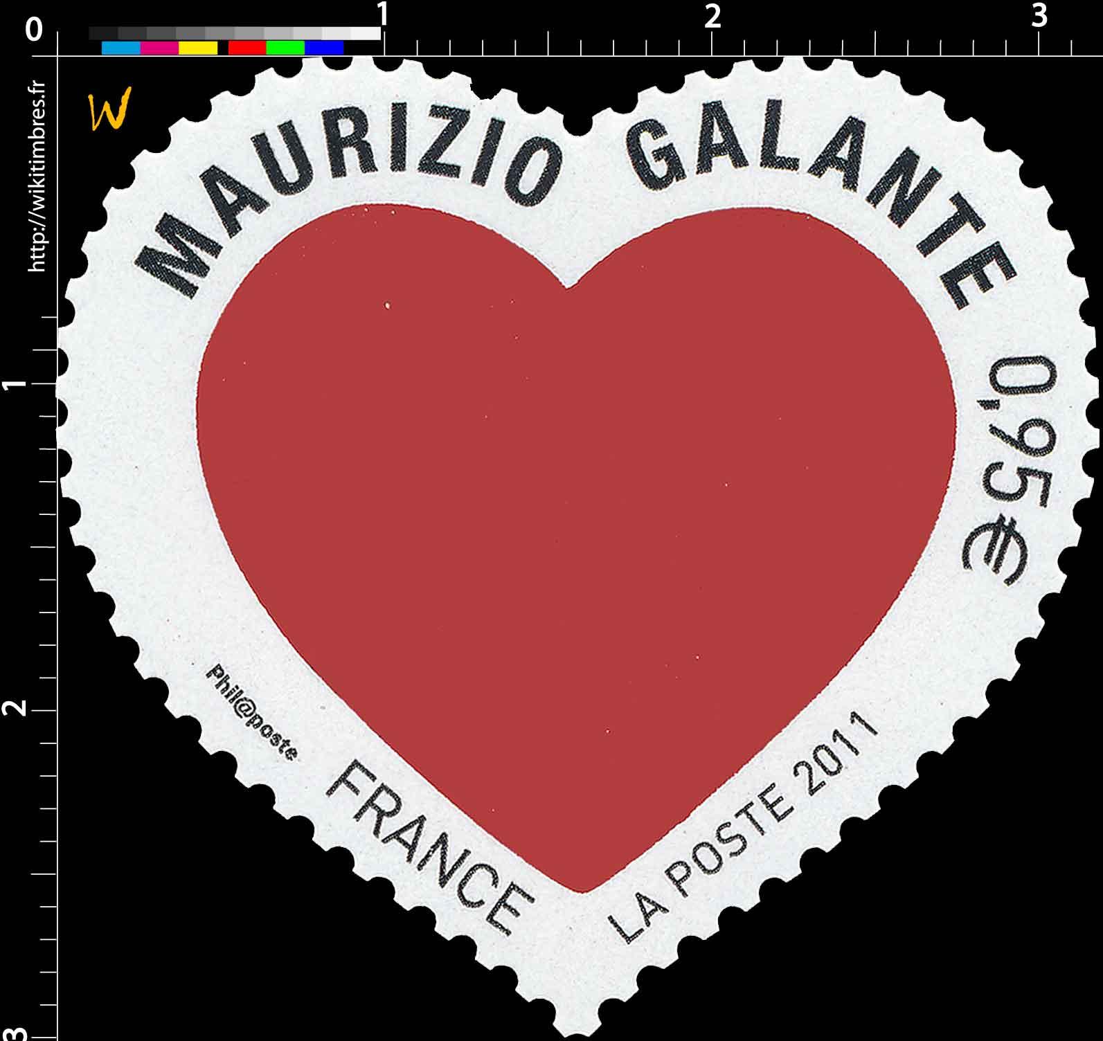 2011 Maurizio Galante