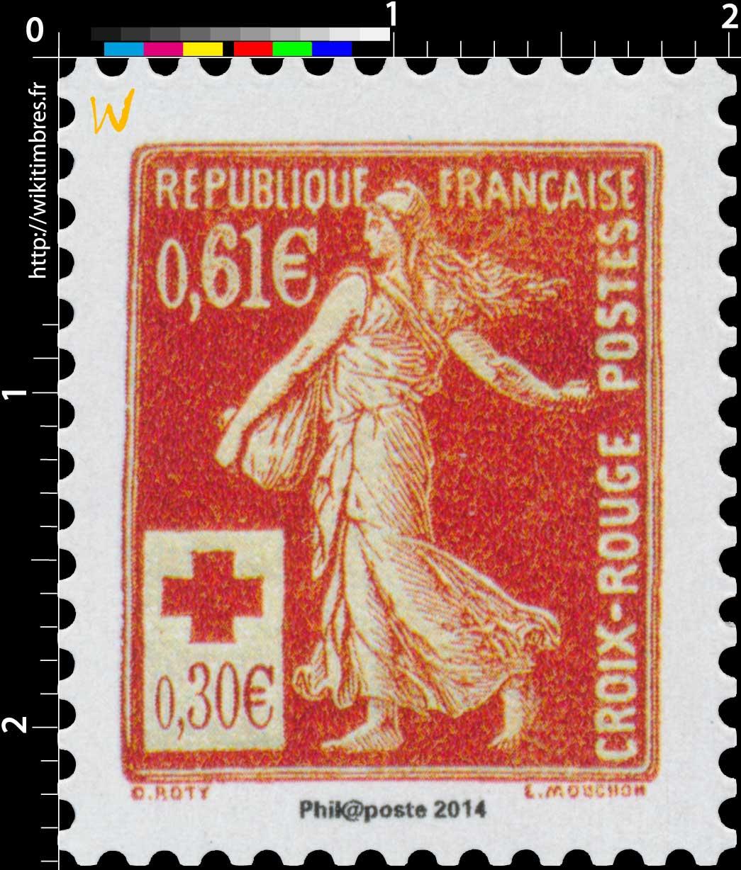 2014 Croix-Rouge française