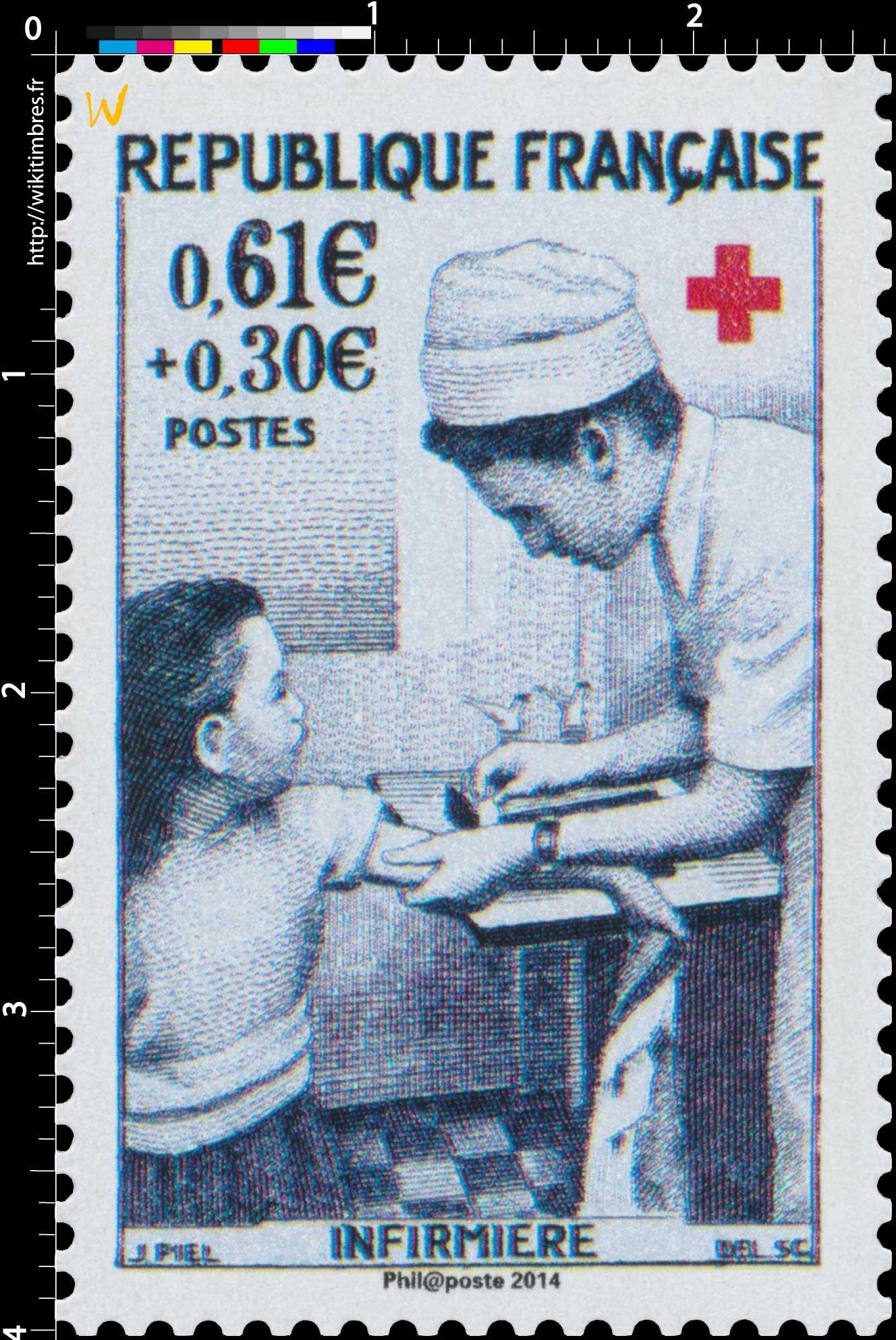 2014 Infirmière