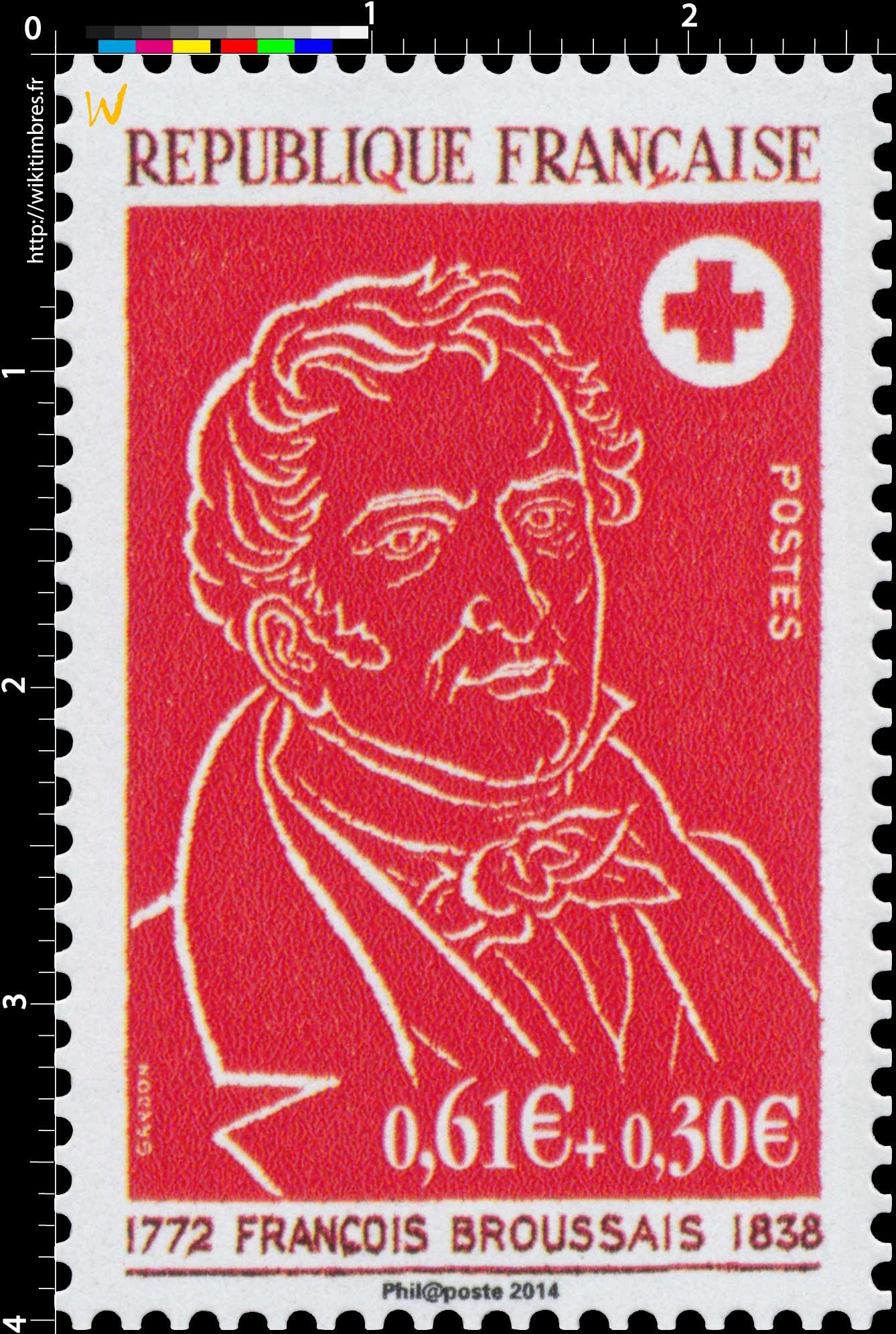 2014 FRANÇOIS BROUSSAIS 1772 1838