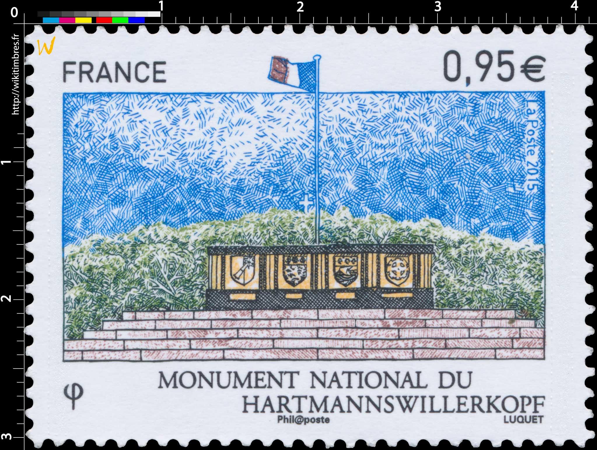2015 Monument National du Hartmannswillerkopf