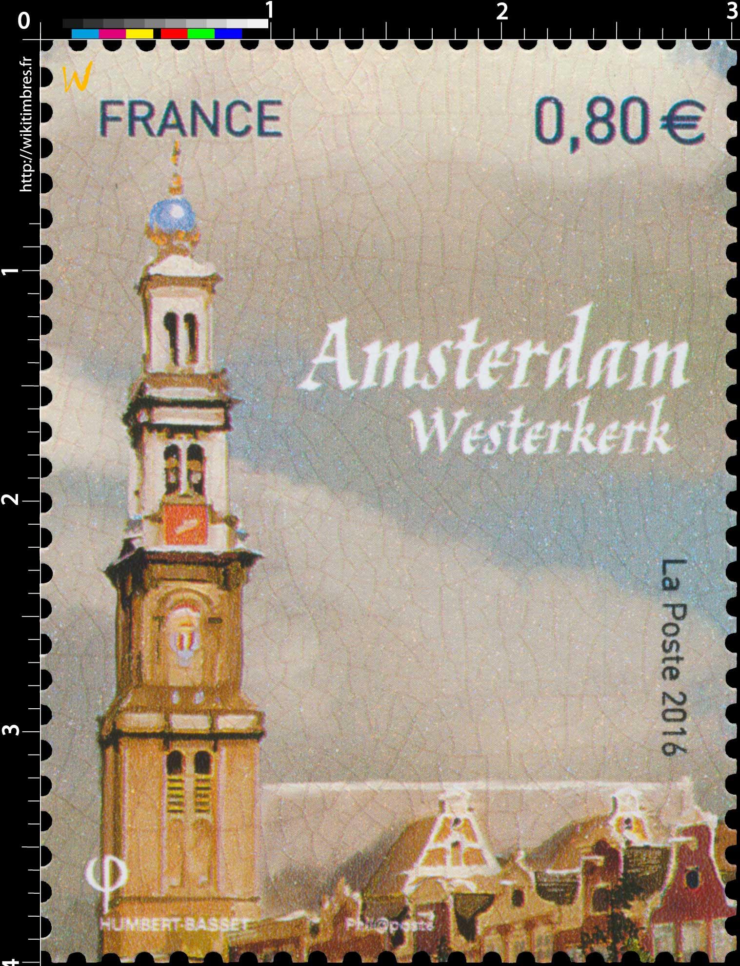 2016 Amsterdam - Westerkerk