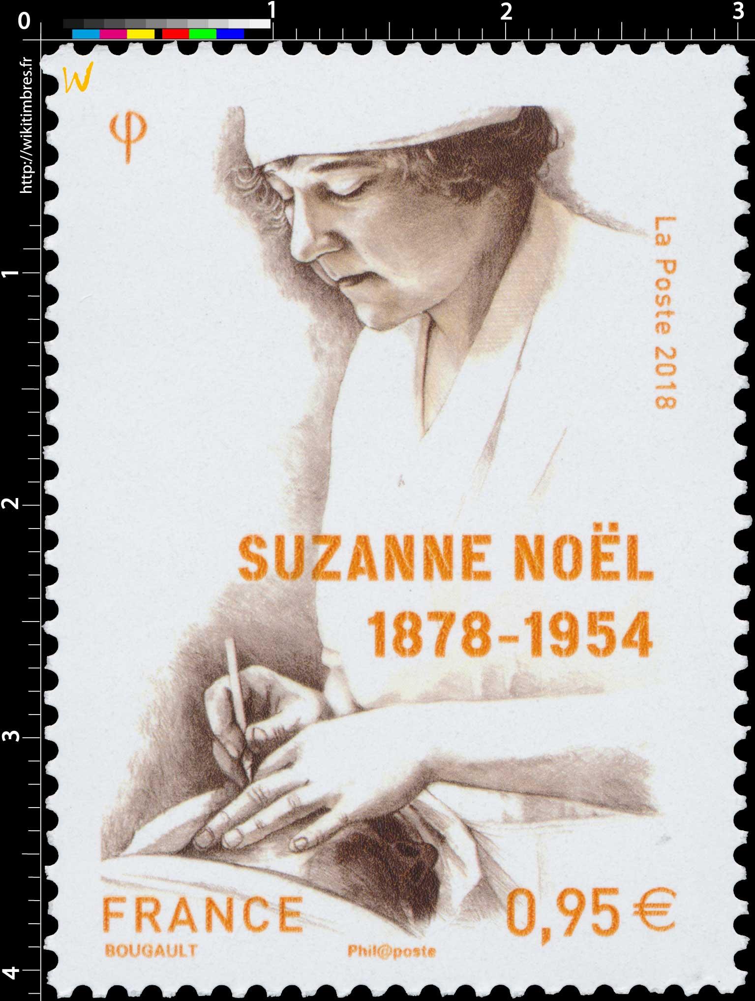 2018 Suzanne Noël 1878 - 1954