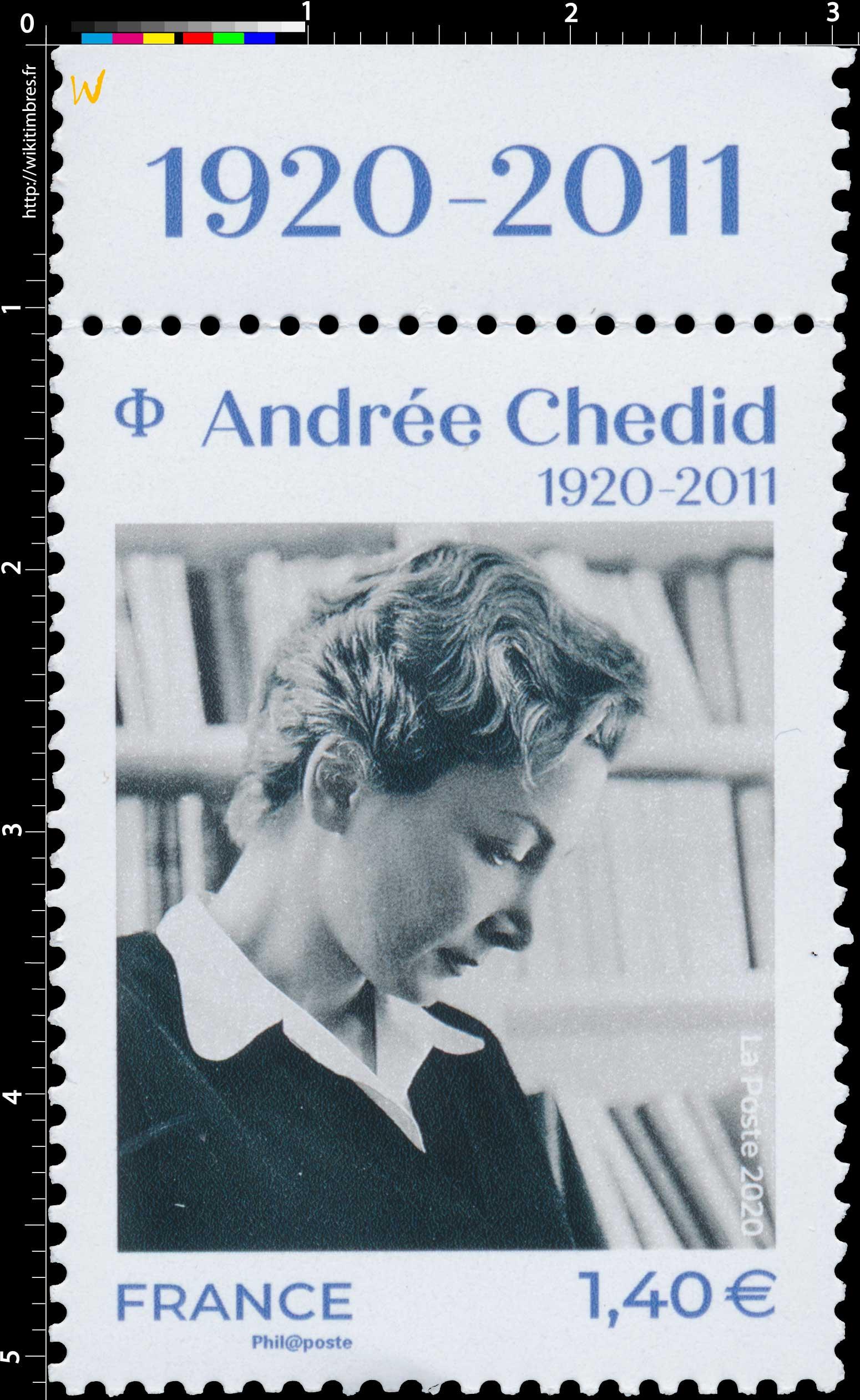 Andrée Chedid 1920 - 2011
