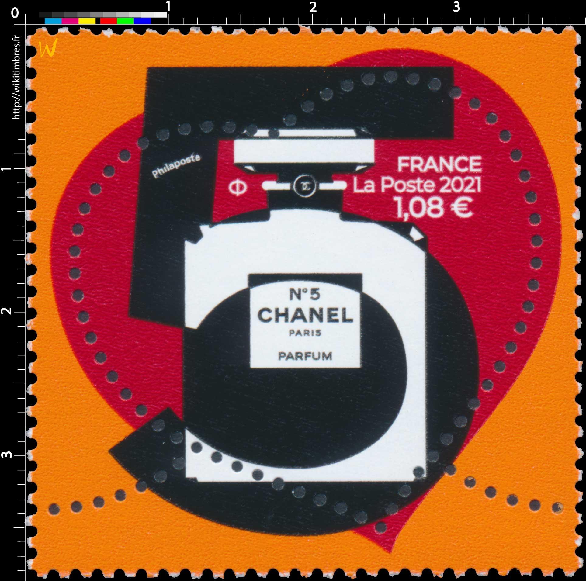 2021 N°5 CHANEL PARIS PARFUM