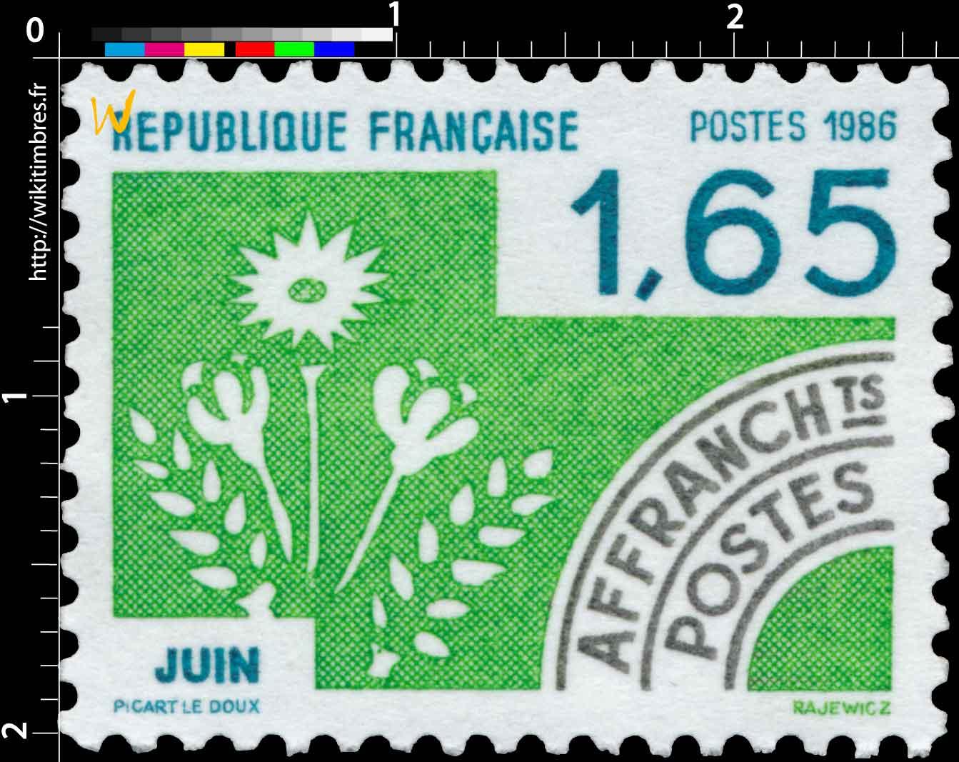 1986 JUIN