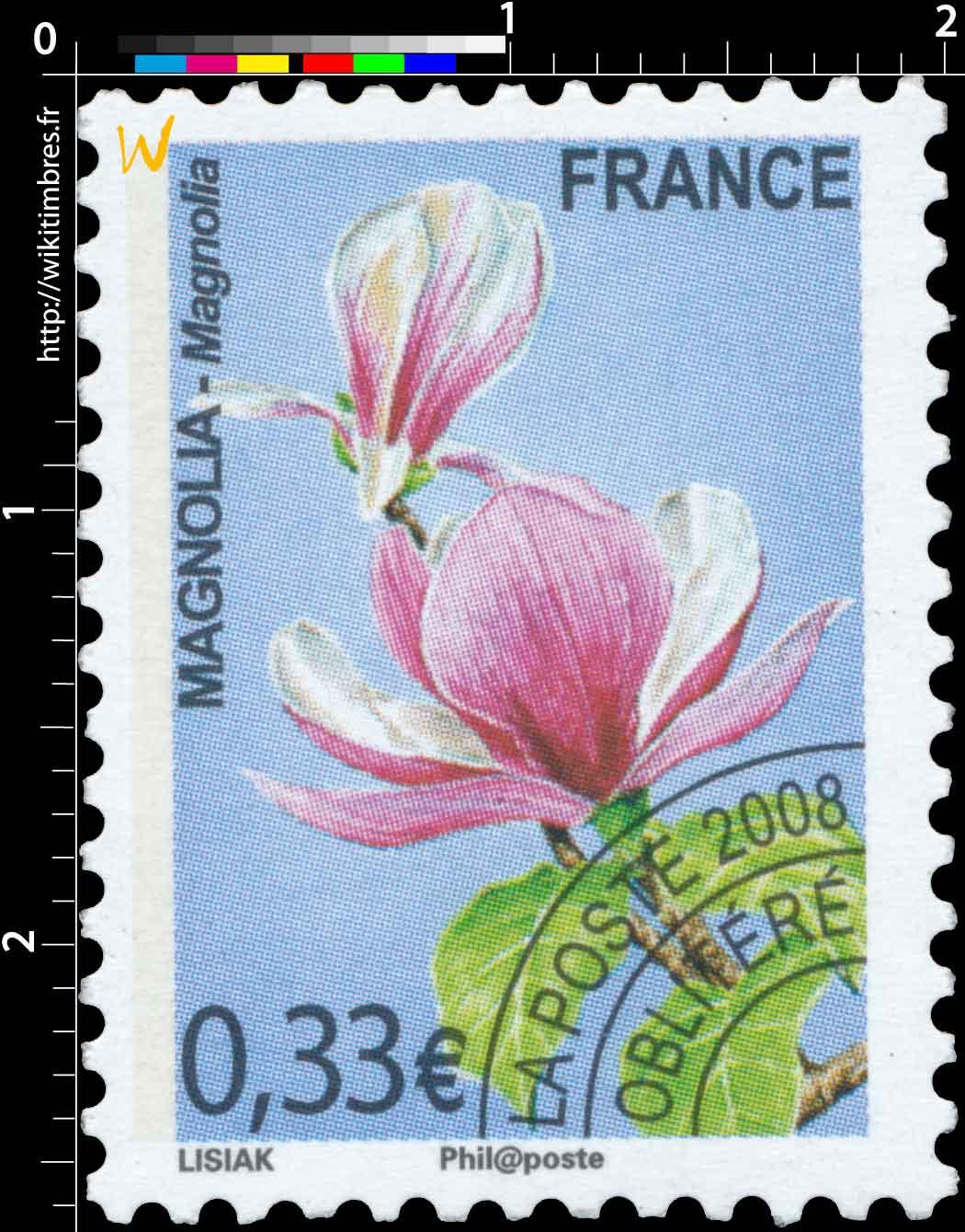 2008 MAGNOLIA – Magnolia