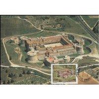 Timbre 2012 forteresse de salses